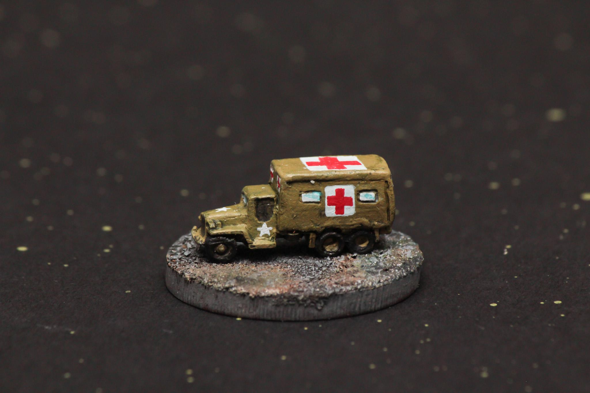 6mm, World War 2