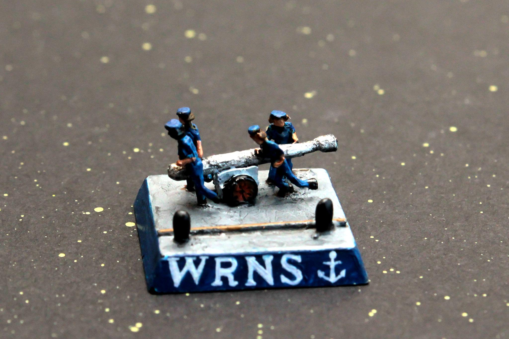 6mm, World War 2, Wrns