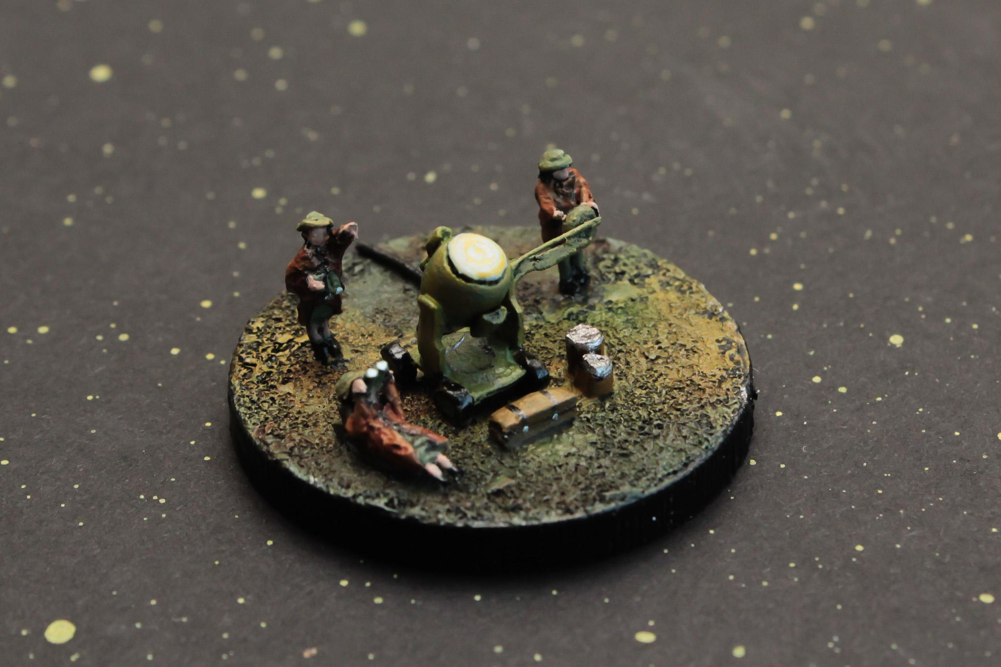 6mm, World War 2