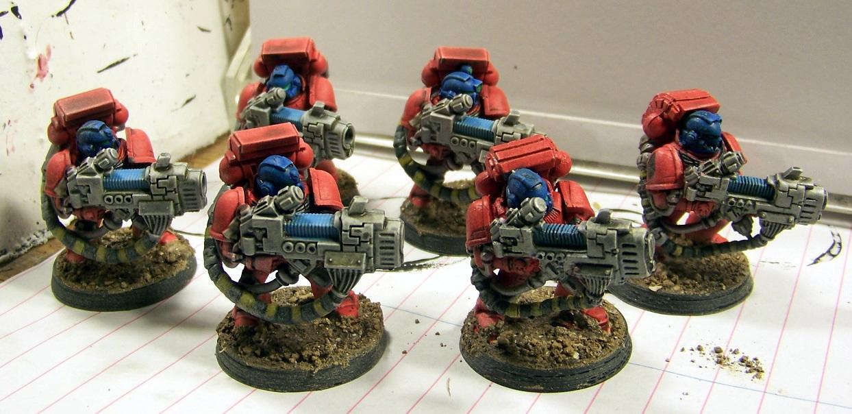 Blood Angels, Warhammer 40,000
