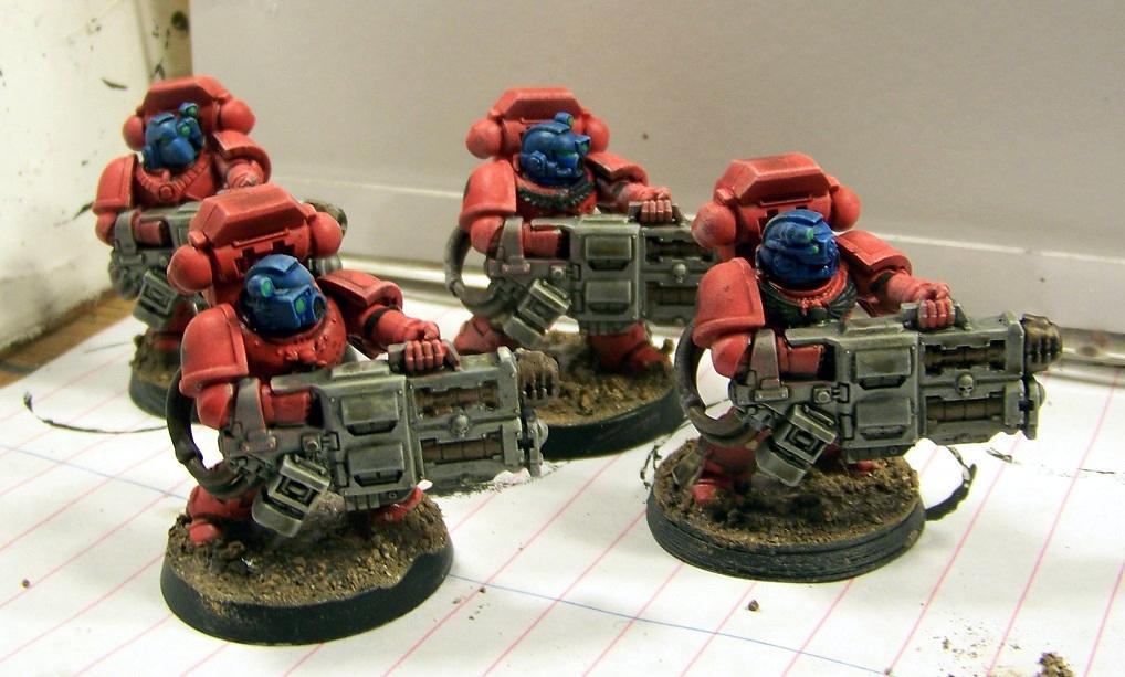 Blood Angels, Warhammer 40,000