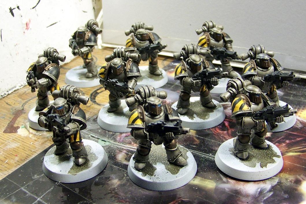 Heresy Era, Iron Warriors, Warhammer 40,000