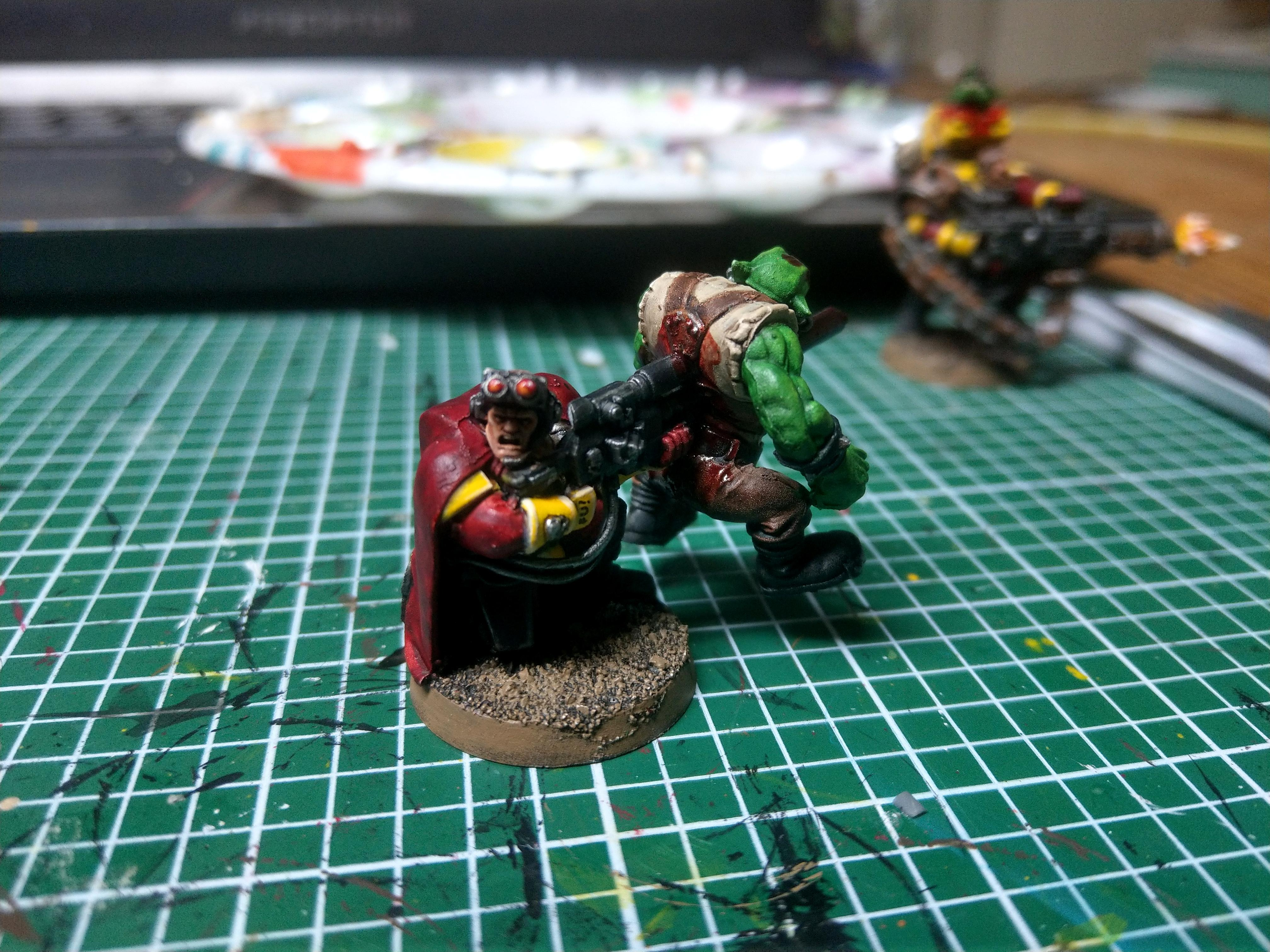 Conversion, Dead Ork, Scouts, Snipers