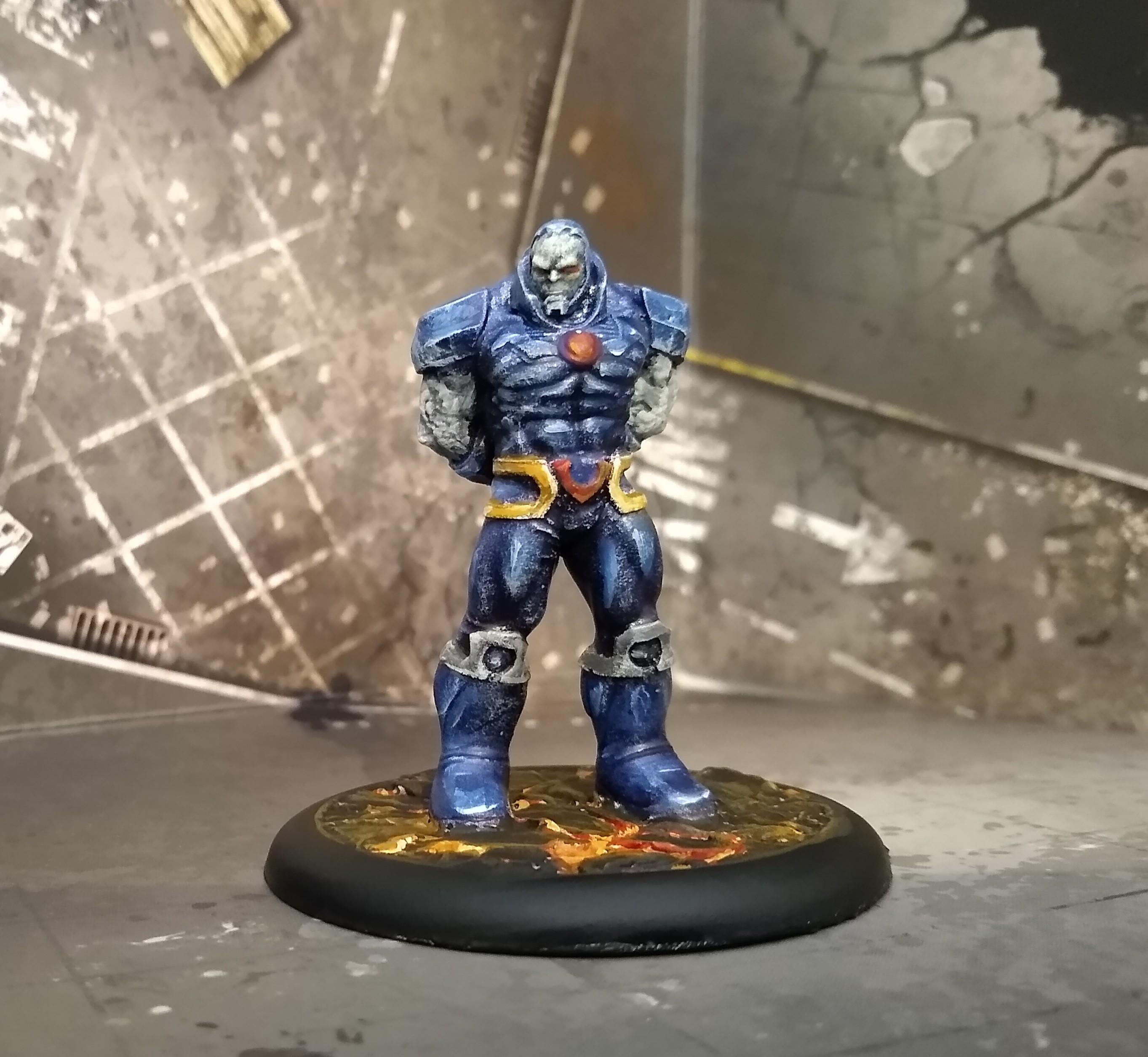 Darkseid IS