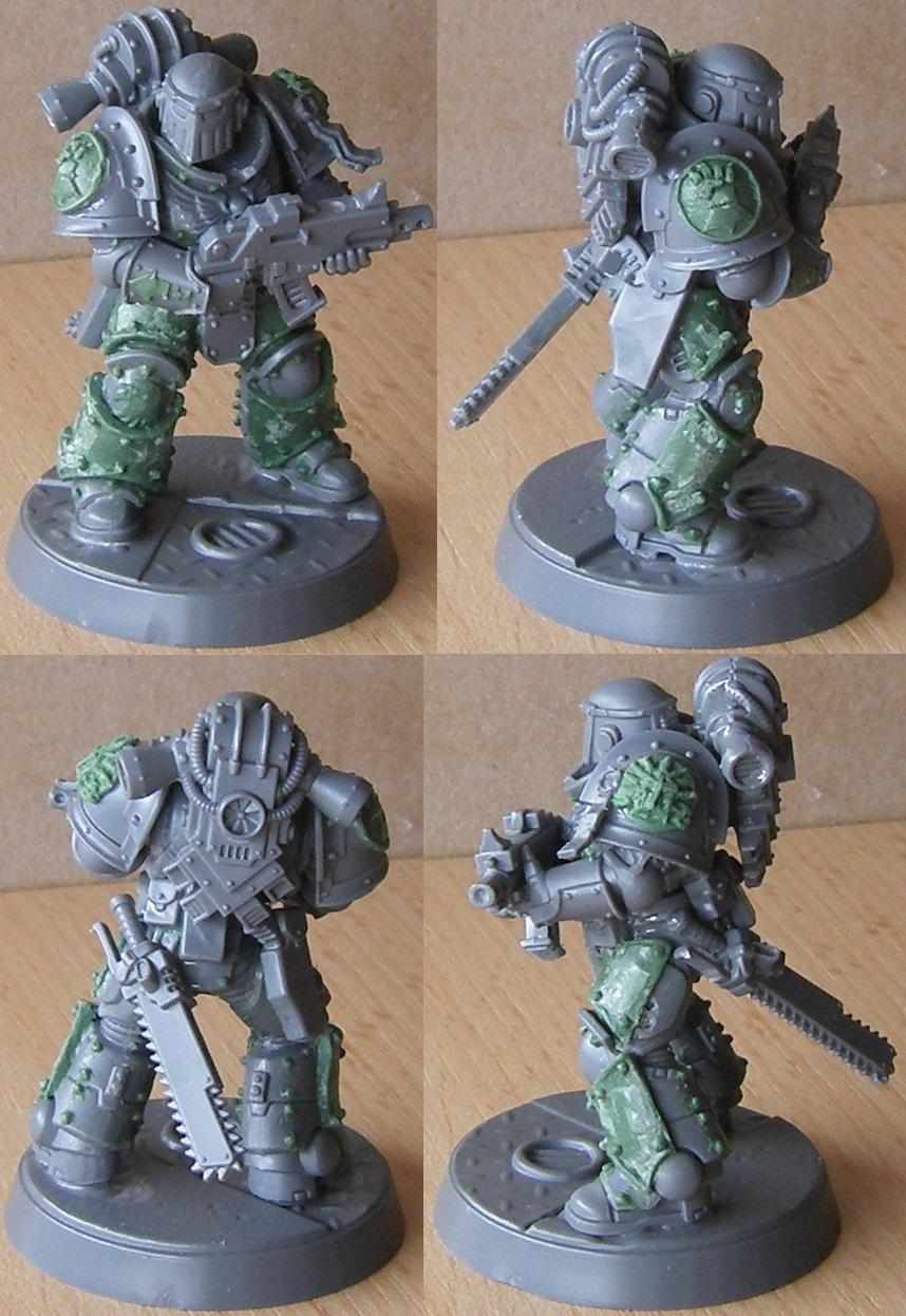 Mk.III Primaris (More Rivets)
