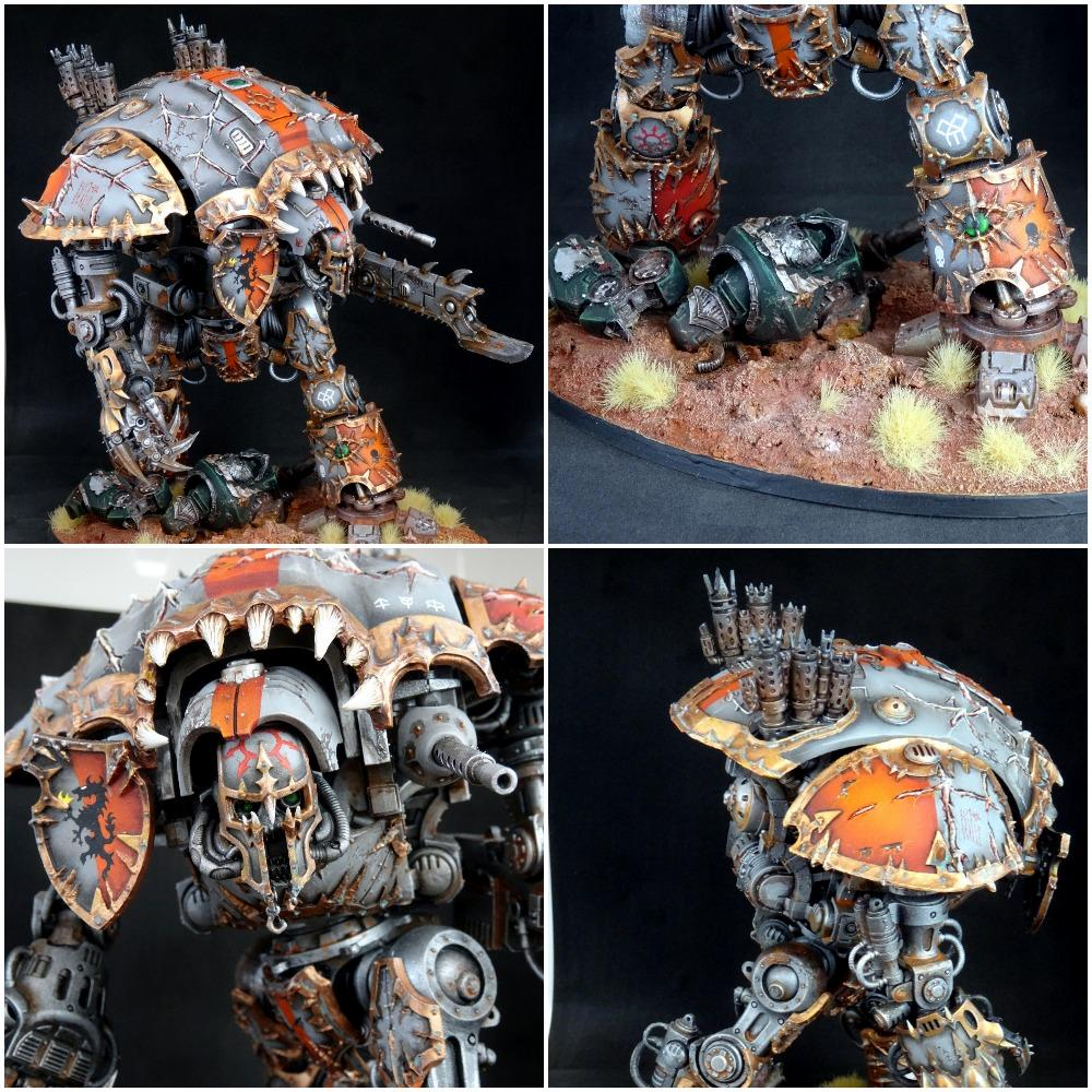 Chaos, Forge World, Knights