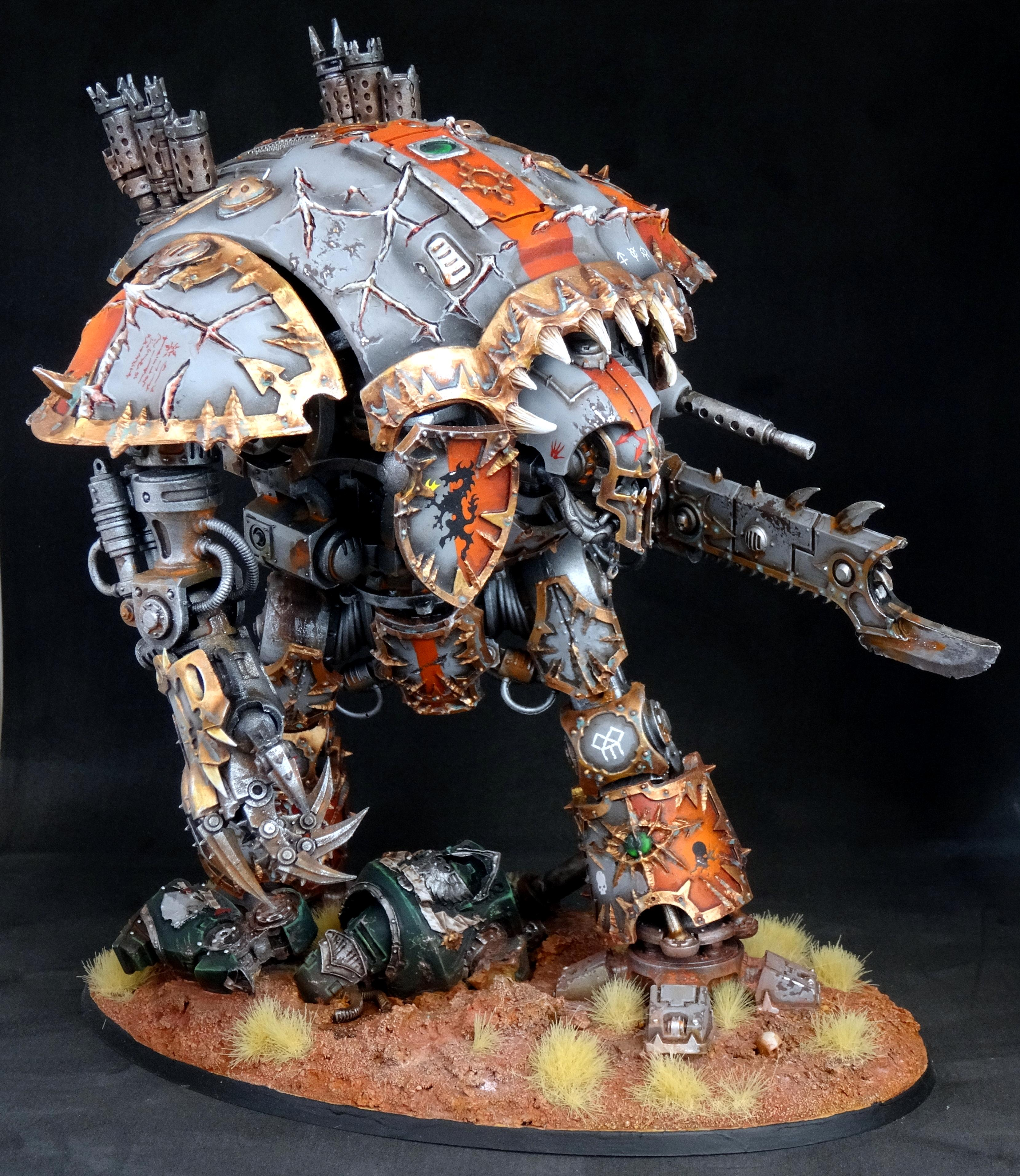 Chaos, Forge World, Knights, Rampager