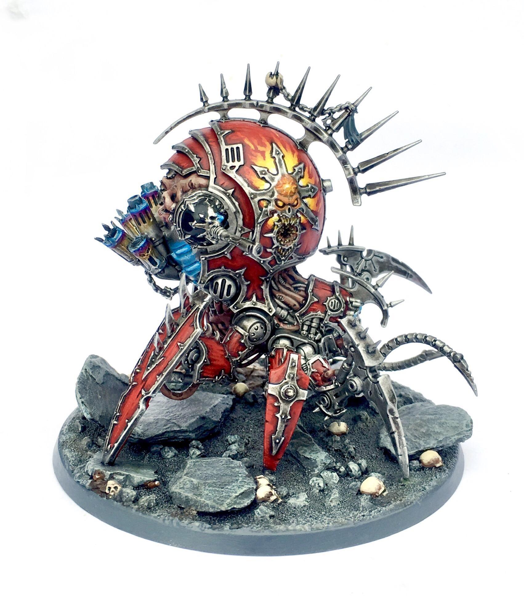 Chaos, Chaos Space Marines, Daemon Engine, Daemons, Heretic Astartes, Horus Was Right, Shadowspear, Venomcrawler, Word Bearers
