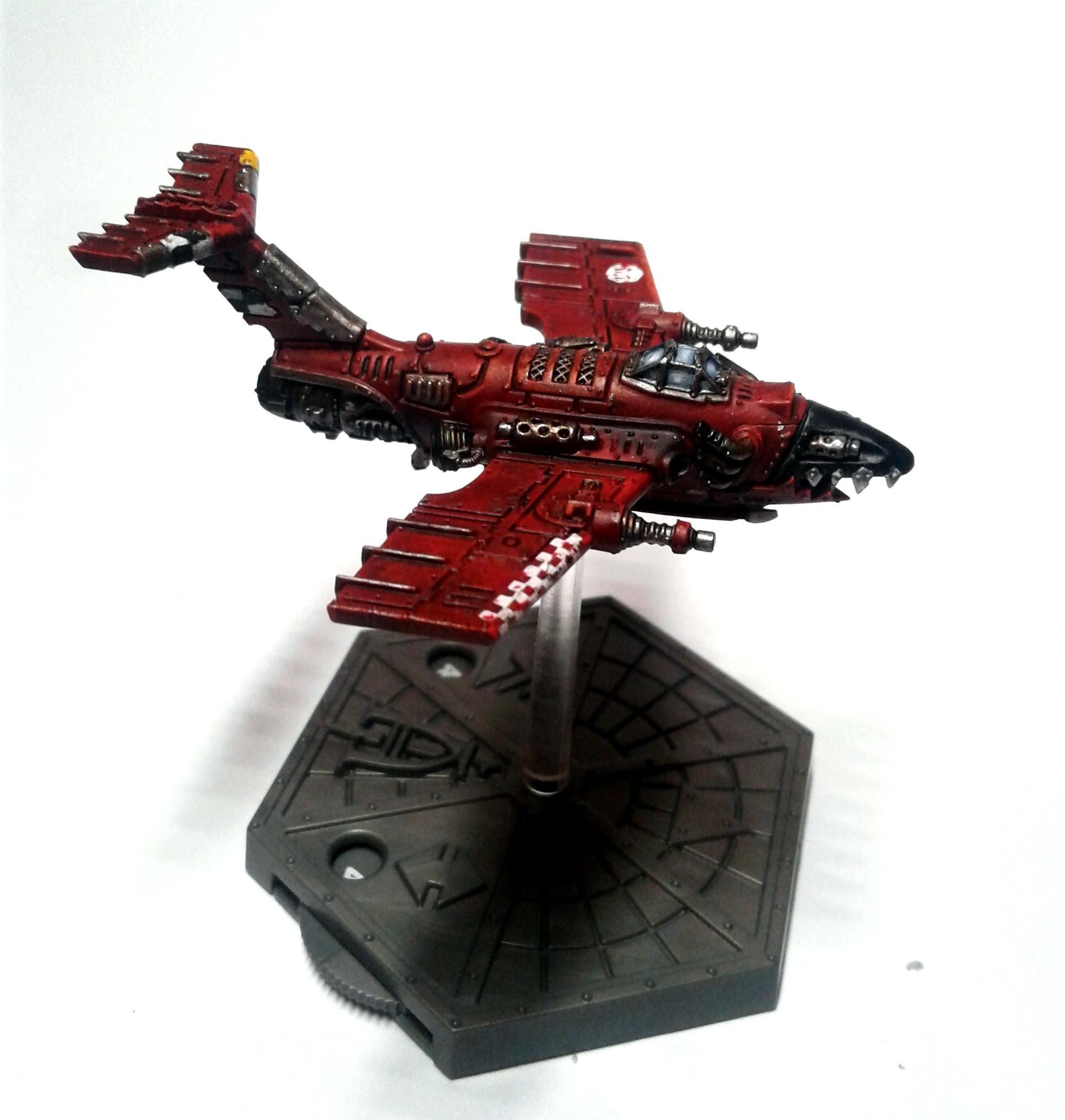 Aeronautica Imperialis, Epic, Orks, Warhammer 40,000