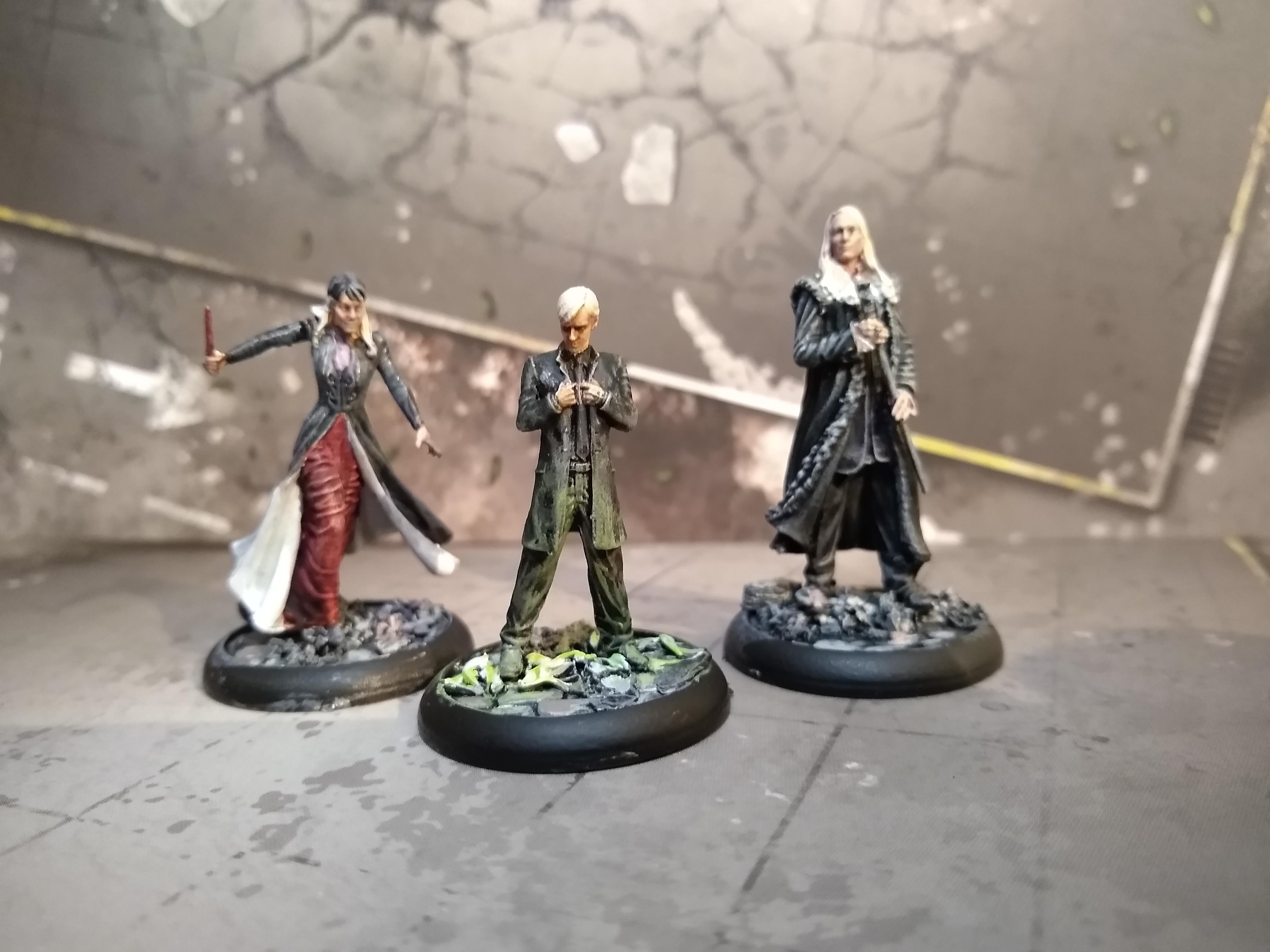 Malfoy family a