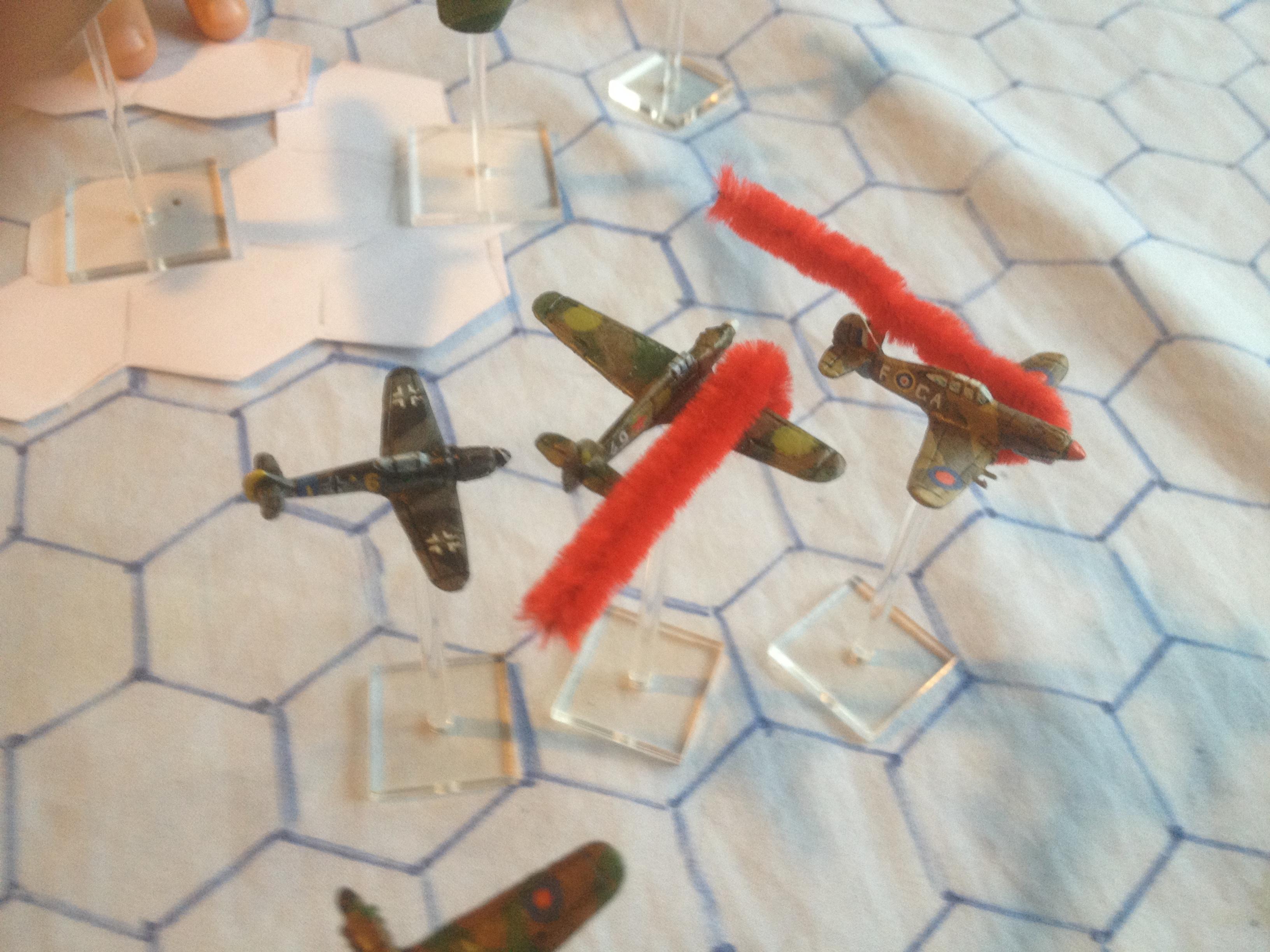 1:300 Scale, Air Combat, Battle Of Britain, World War 2