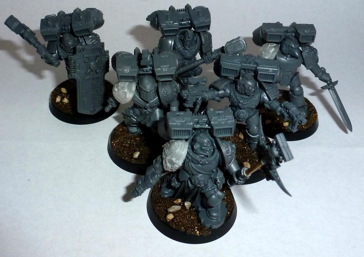 Deathwatch, Vanguard Veterans
