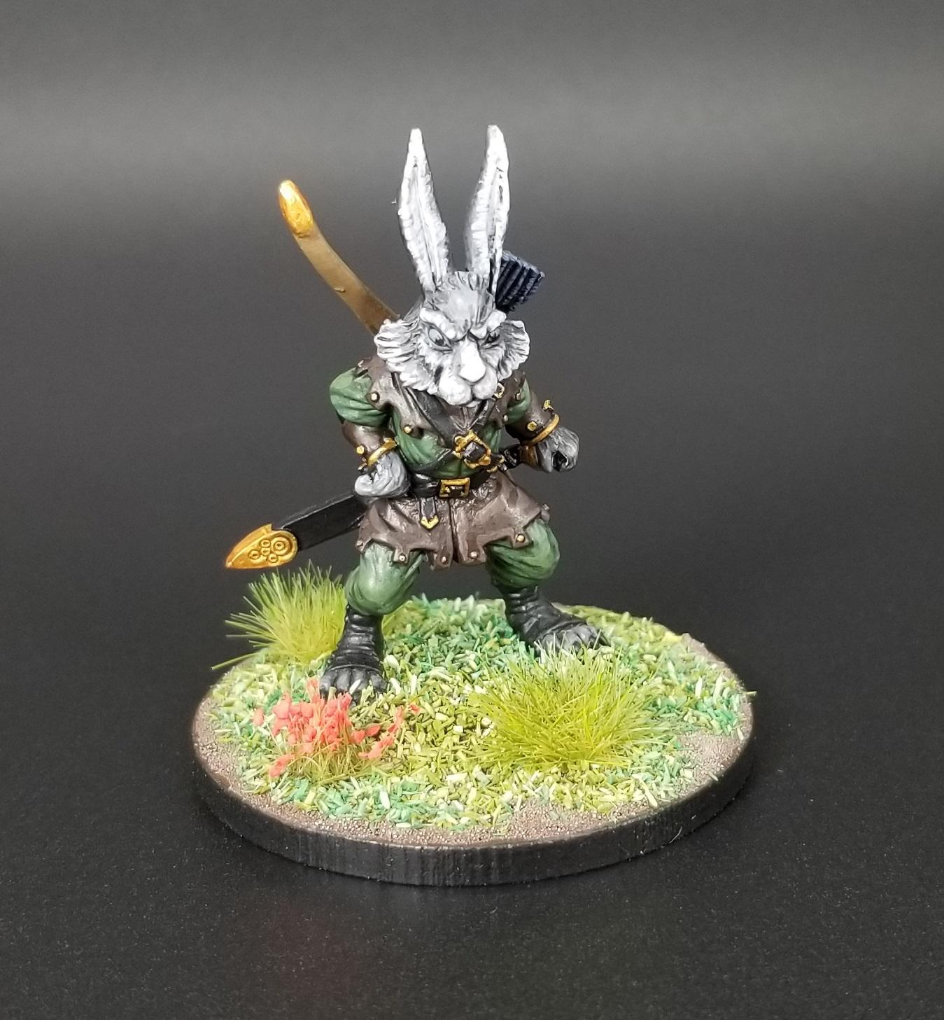Anthropomorphic, Burrows And Badgers, Rabbit, Rangers, Redwall