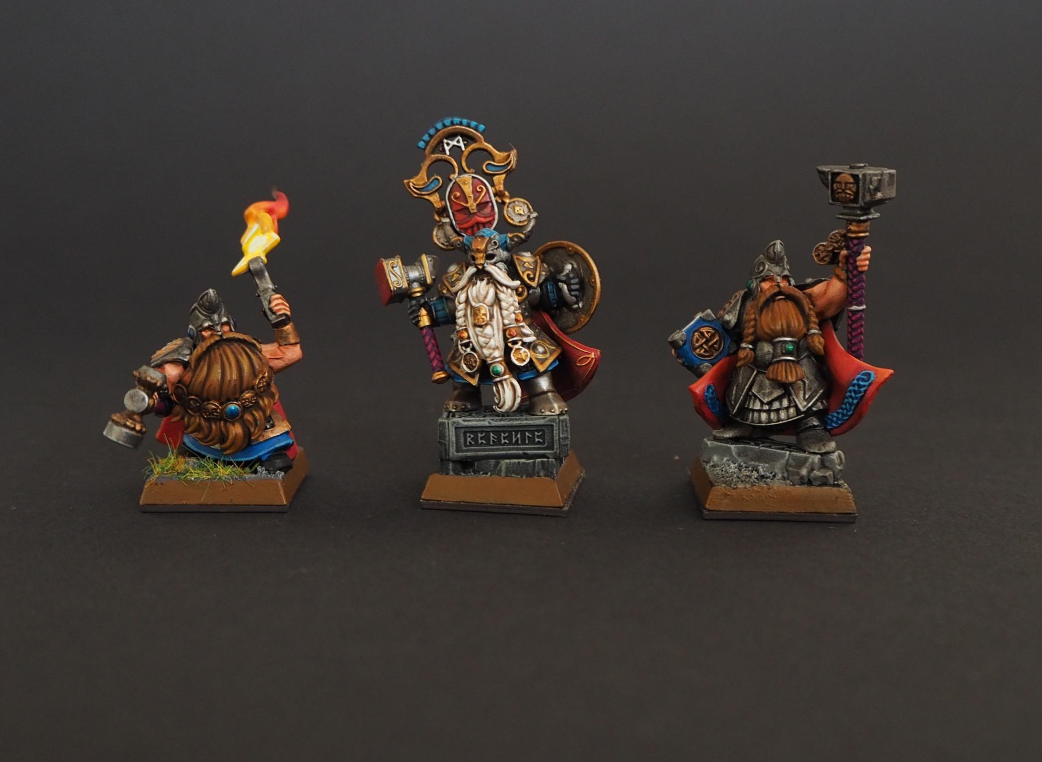 Commissiofantasypainters, Dwarves, Order, Warhammer Age Of Sigmar, Warhammer Fantasy