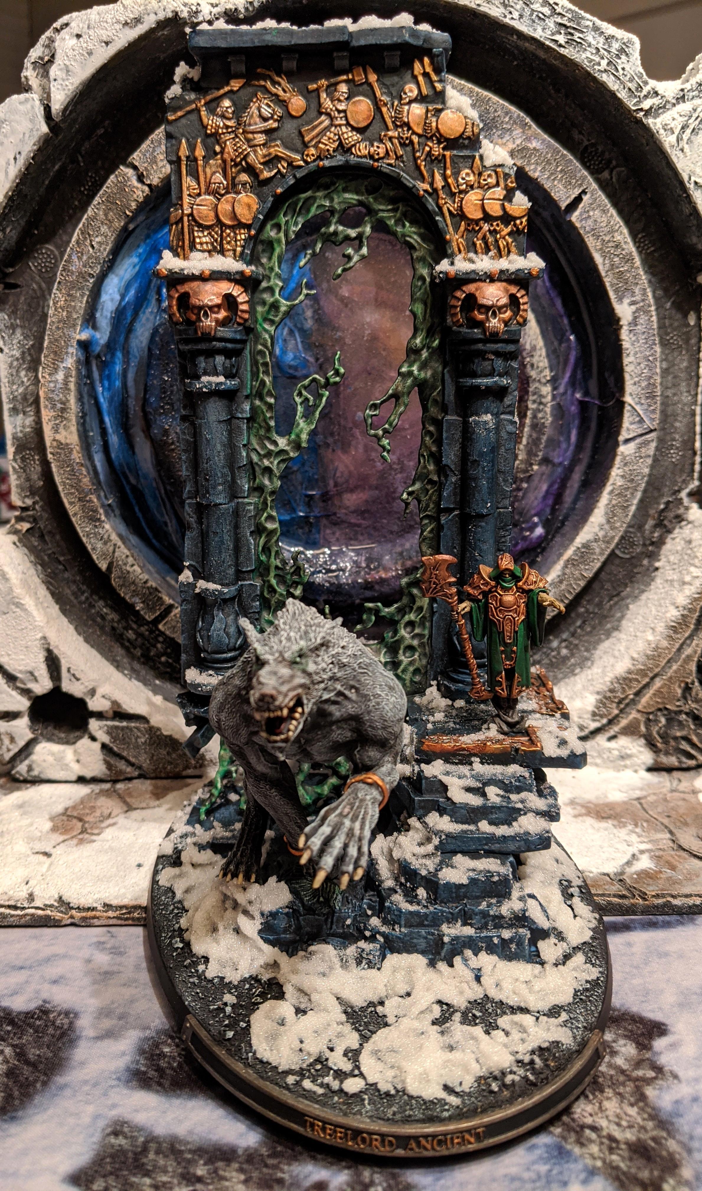 Guardians, Warp Gate