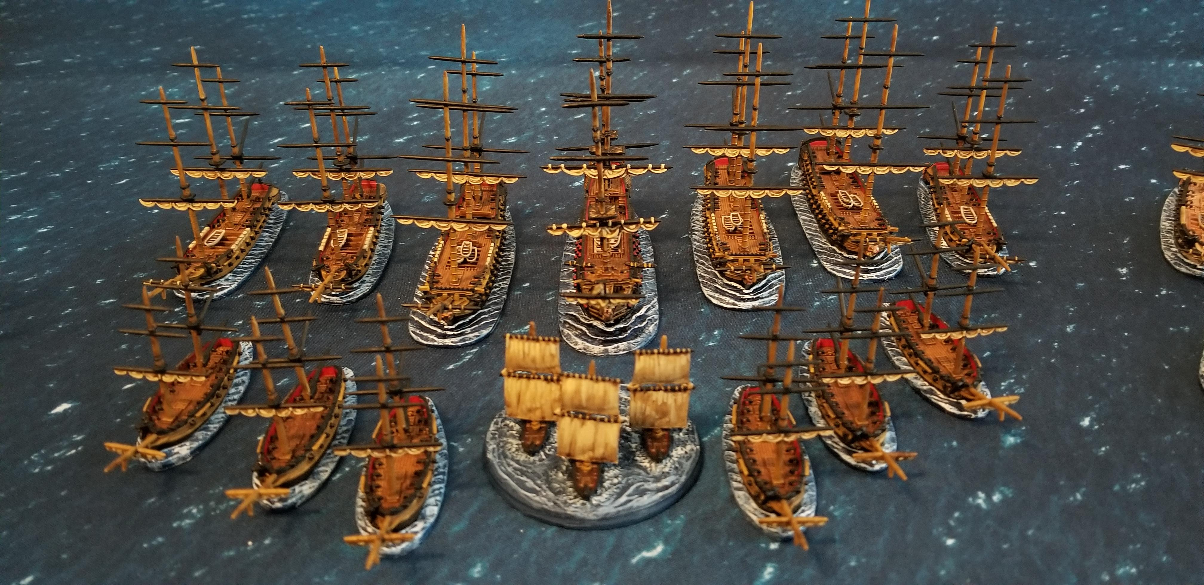 Black Seas, Navy, Pirate, Sail, Ships