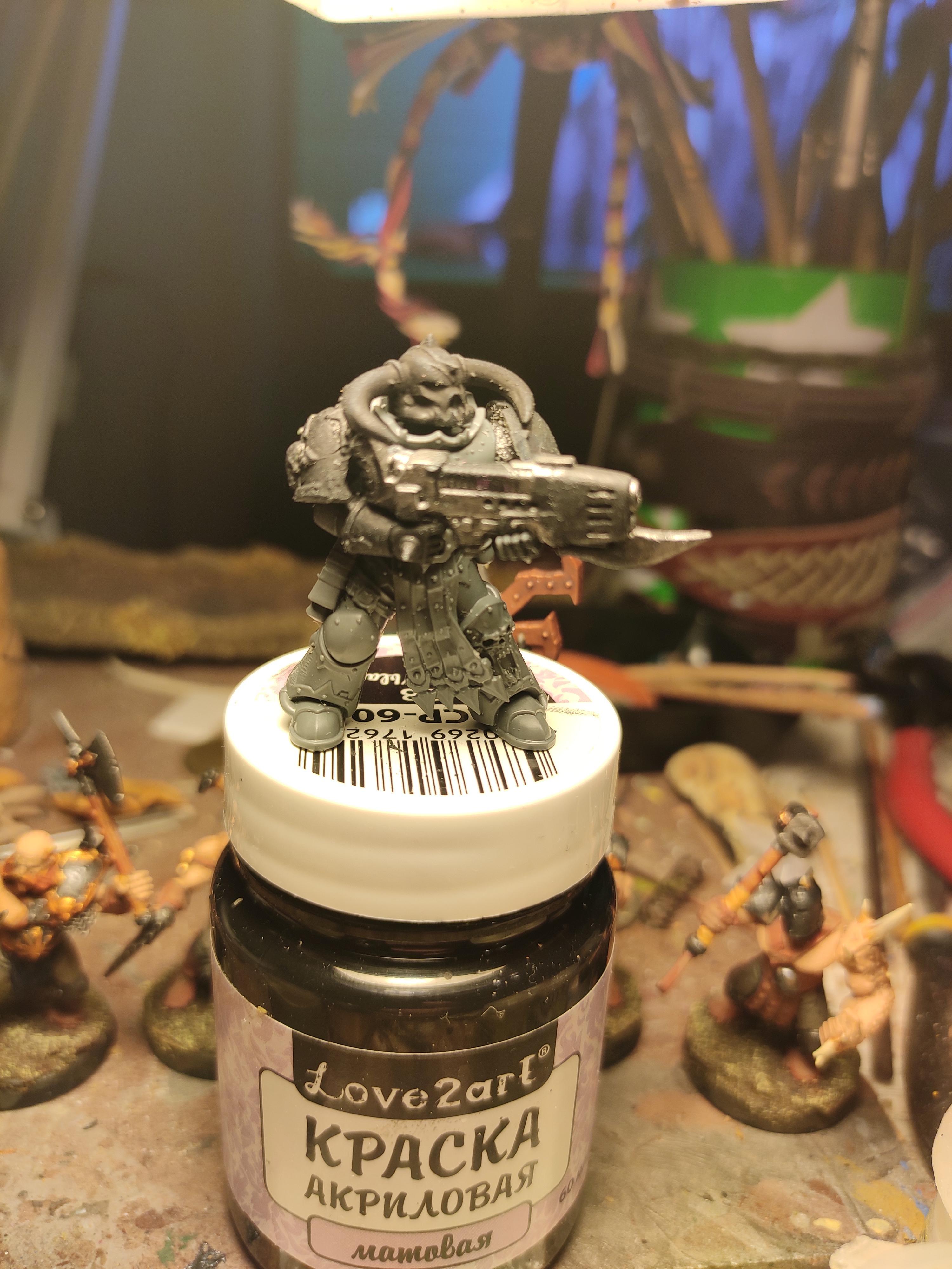 Bayonet, Blurred Photo, Chaos, Chaos Space Marines, Conversion, Heretic Astartes, Kitbash, Plasma, Regiment, Shadowspear, Traitor Legions, Warhammer 40,000, Work In Progress