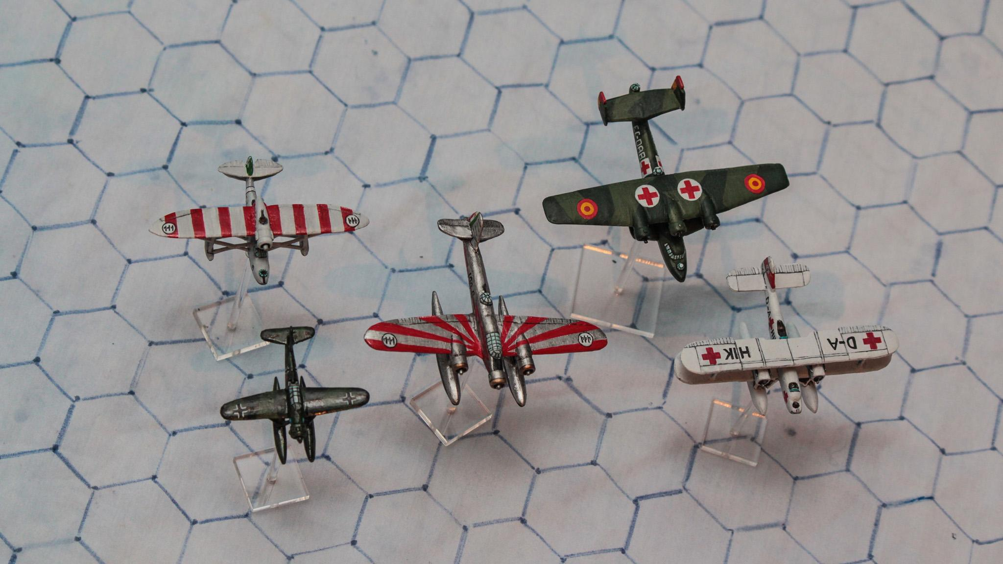 1:300 Scale, 6mm Scale, Air Combat, Flying Boats, Germans, Italian, Luftwaffe, Maritime Patrol, Sea Rescue, Seaplane, Seenotdienst, World War 2