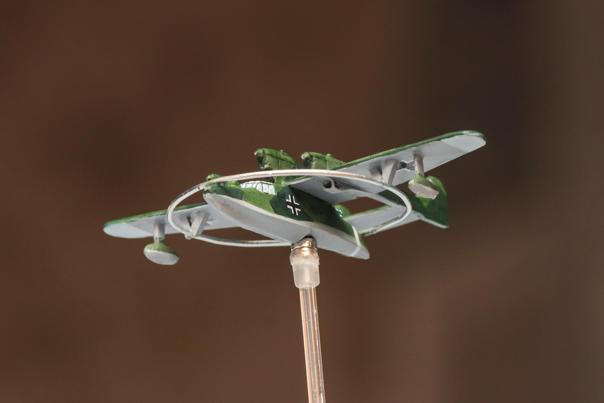 1:300 Scale, 6mm Scale, Air Combat, Flying Boat, Germans, Luftwaffe, Seaplane, World War 2