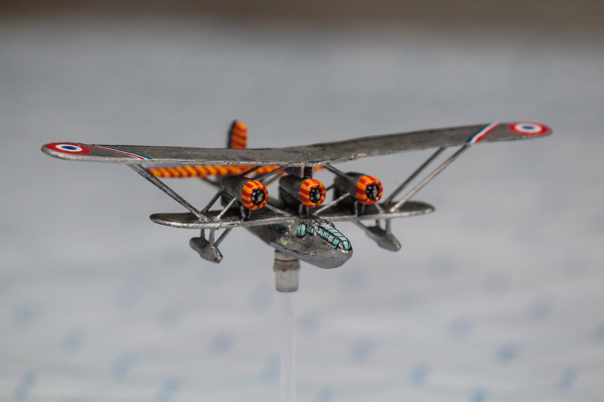 1:300 Scale, 6mm Scale, Air Combat, Flying Boat, France, French, Seaplane, Vichy, World War 2