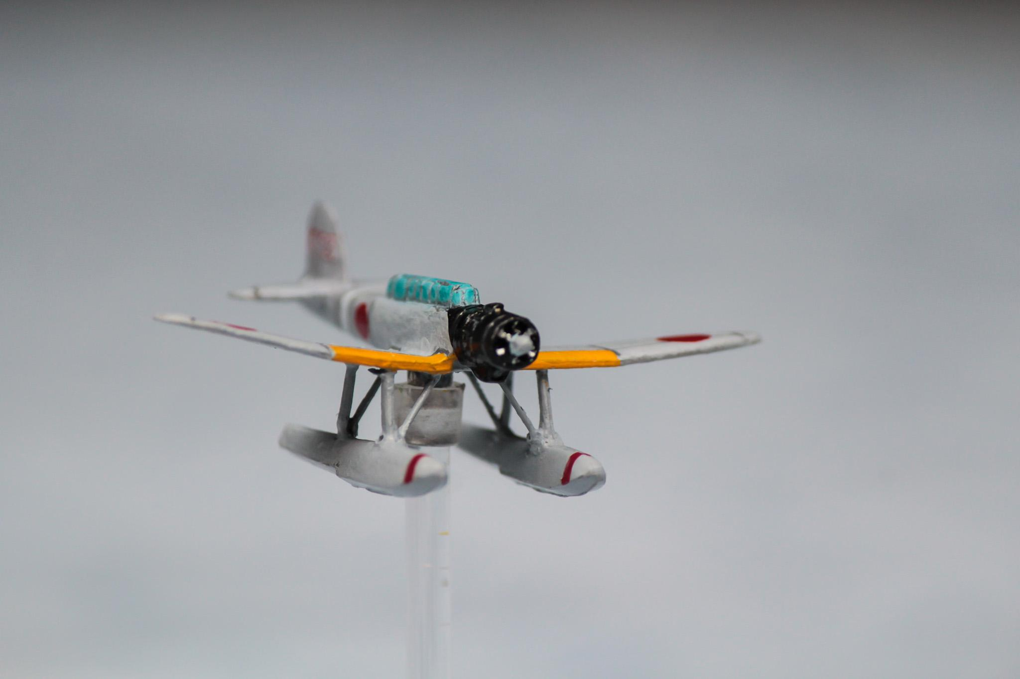 1:300 Scale, 6mm Scale, Air Combat, Imperial Japan, World War 2