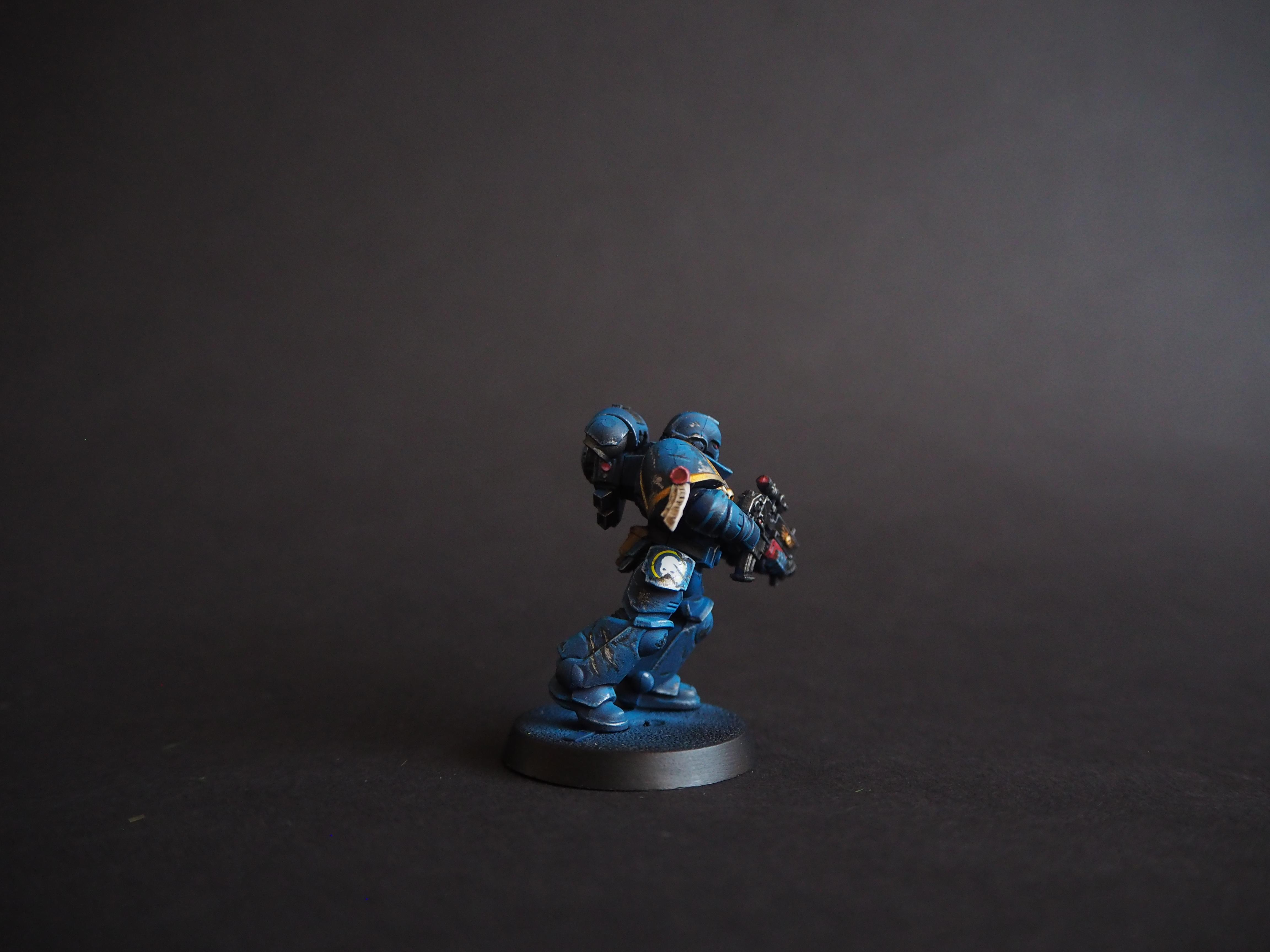 Commissiofantasypainters, Pro-painted, Space Marines, Warhammer 40,000