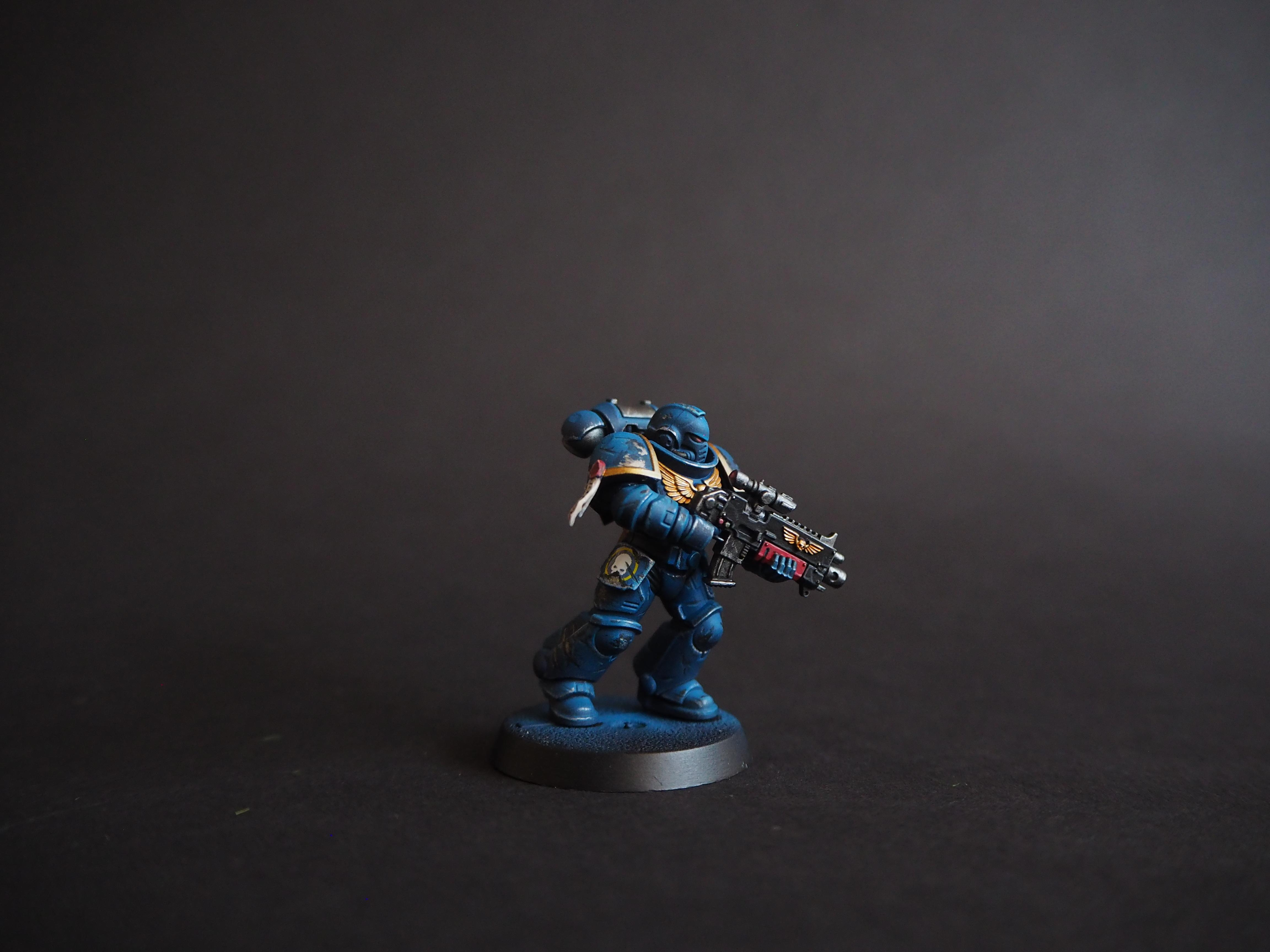 Commissionfantasypainters, Space Marines, Warhammer 40,000