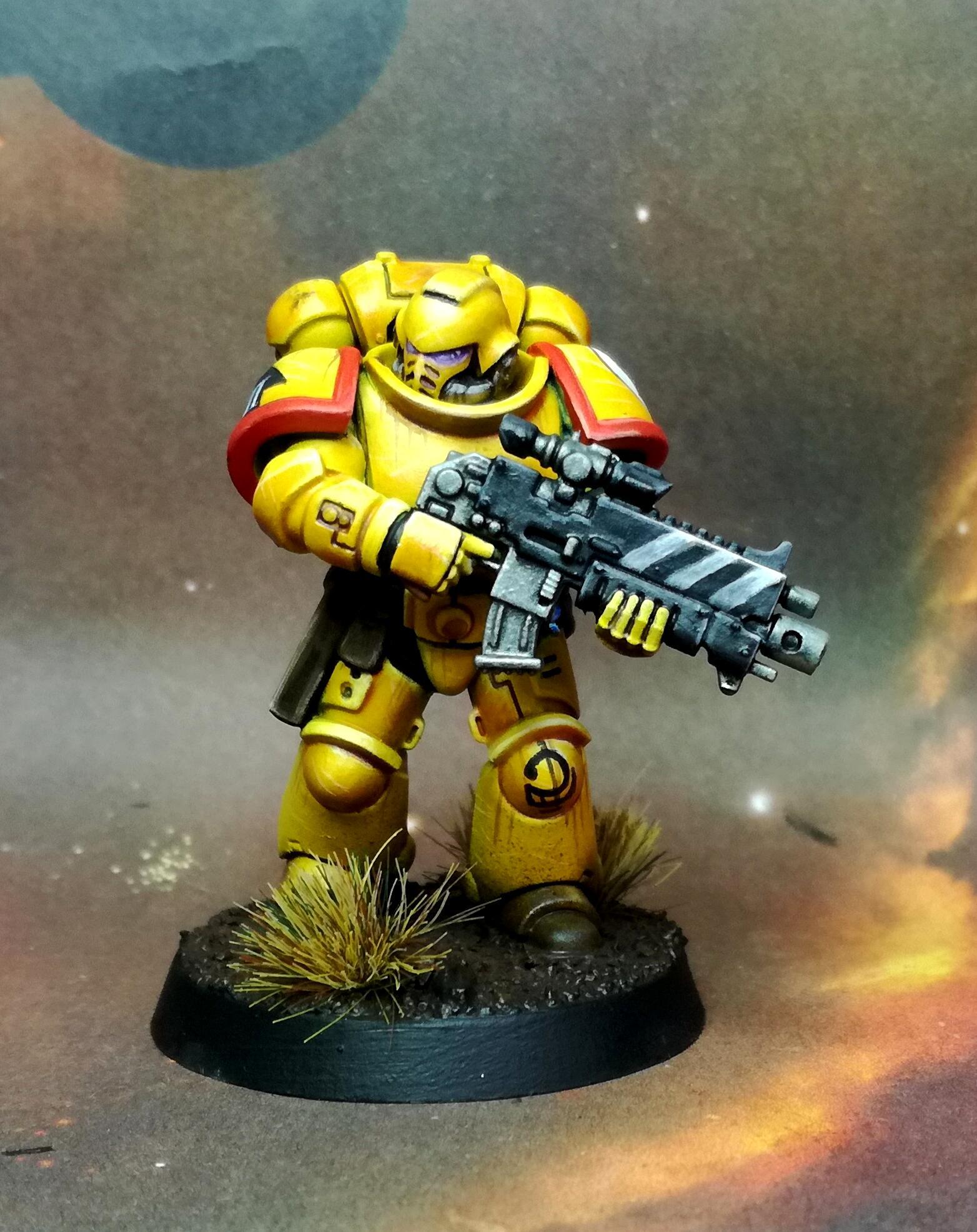 Space Marines, Primaris Imperial Fist