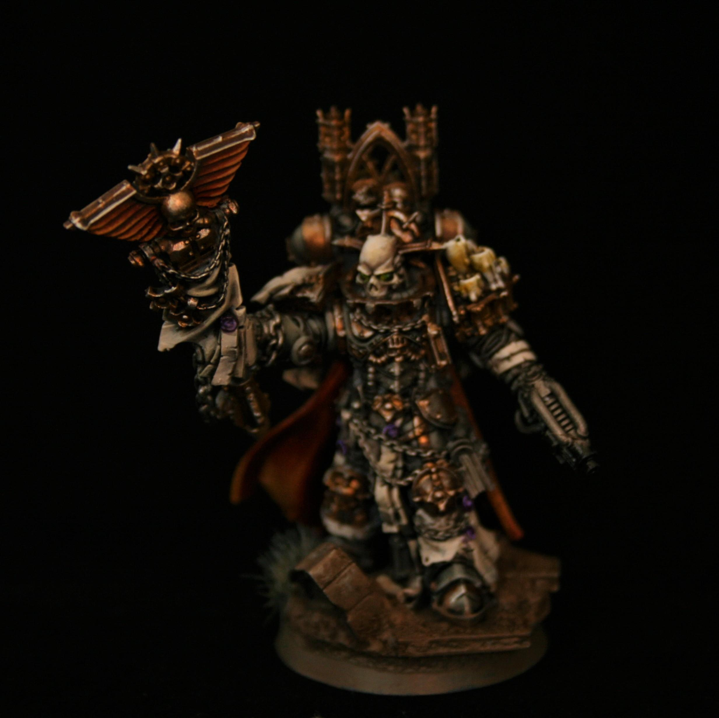 Chaplain, Character, Imperium, Warhammer 40,000