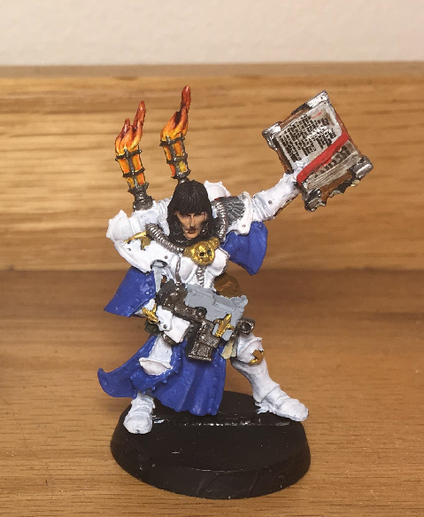 Canoness, Sisters Of Battle