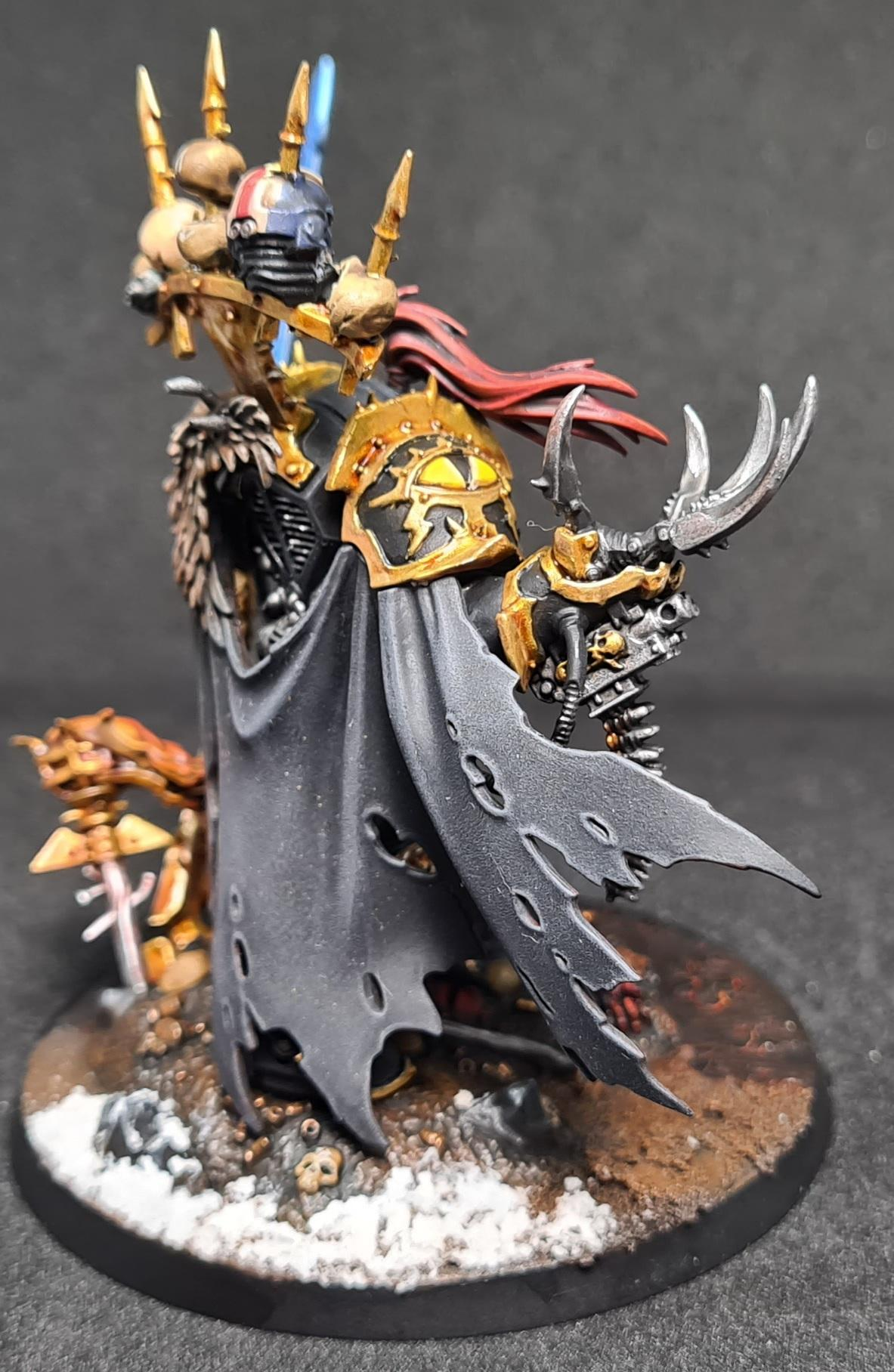 Abaddon, Abaddon The Despoiler, Black Legion, Chaos, Chaos Space Marines, Deadshot, Heretic Astartes, Warmaster