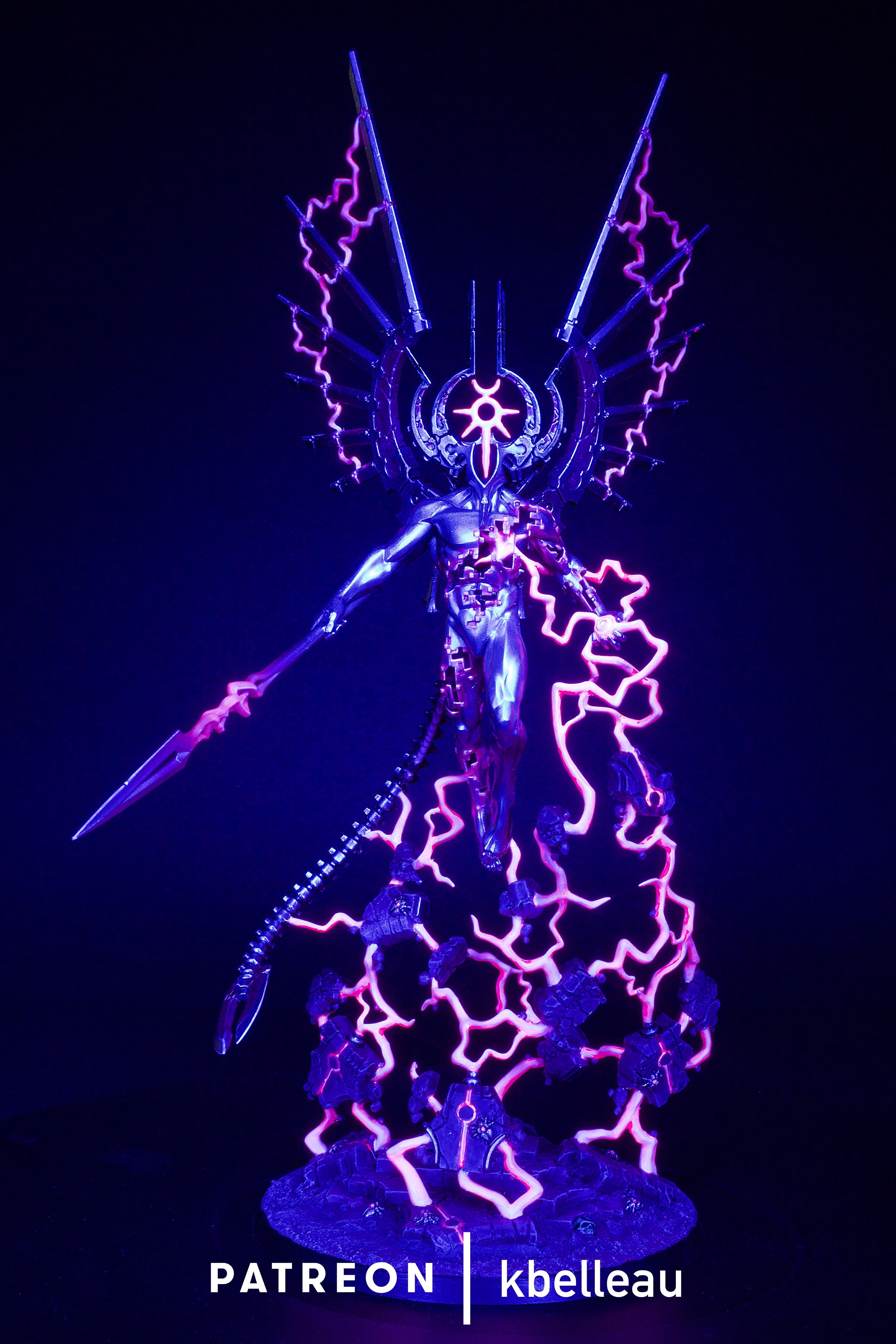 Ctan Shard, Necrons, Void Dragon, Warhammer 40,000