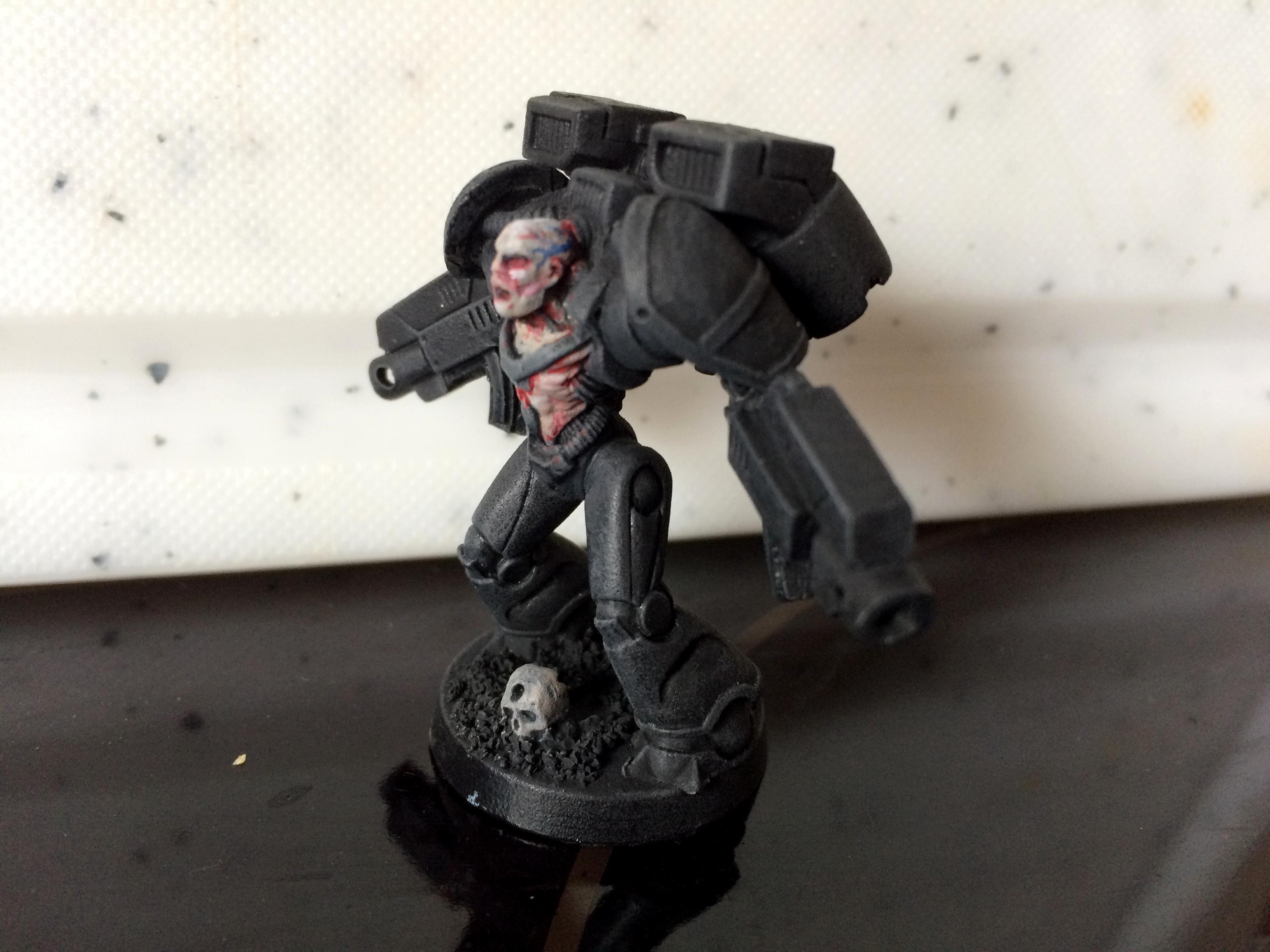 Bionics, Conversion, Dreadnought, Hands, Iron, Warmachine
