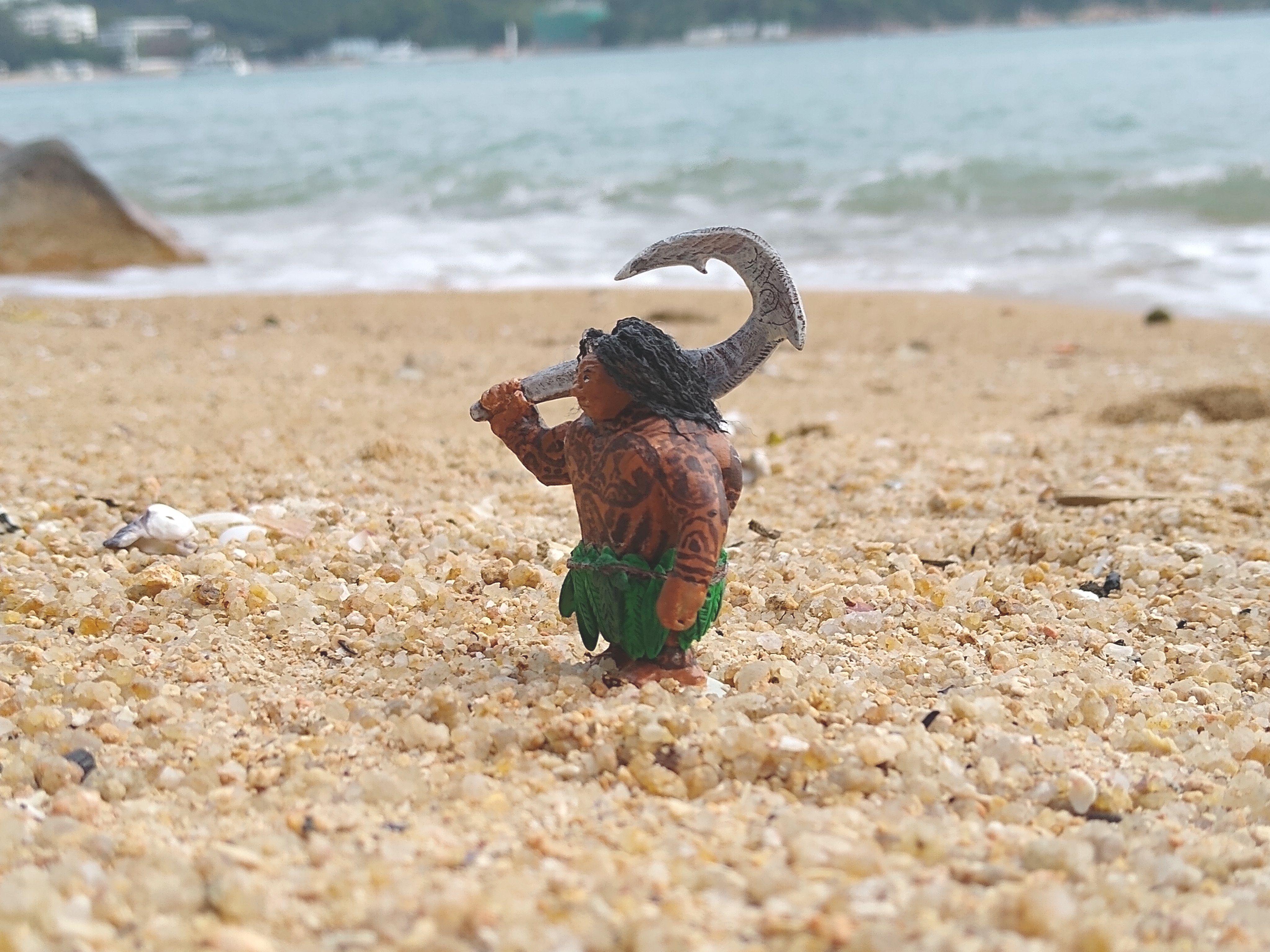 Disney, Dragon, Dungeons, Dungeons And Dragons, Maui, Mini, Miniature, Moana, Sculpting, Sculpture