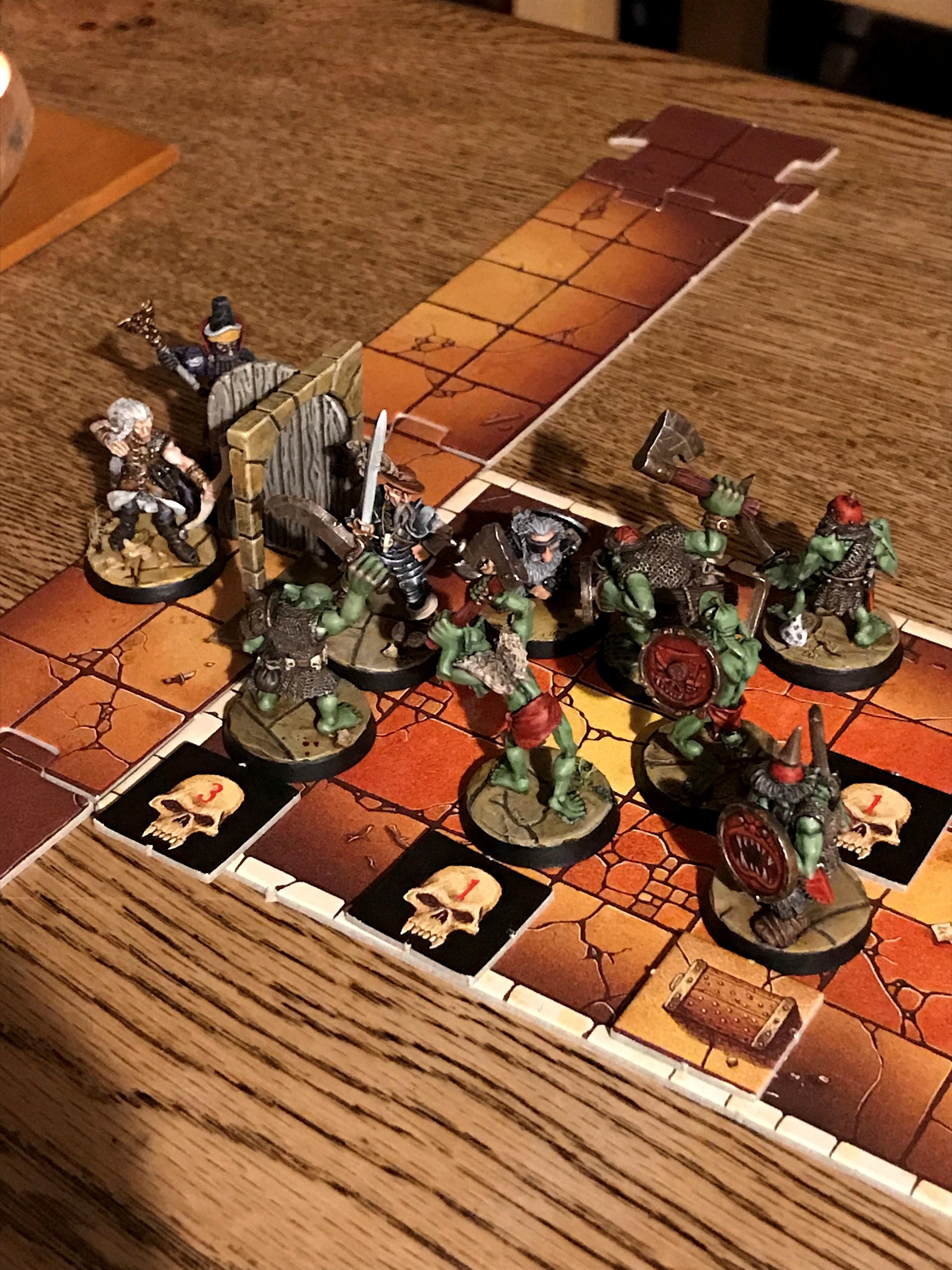 Advanced Heroquest, Greenskin, Heroquest, Lead, Oldhammer, Orcs, Warhammer Fantasy