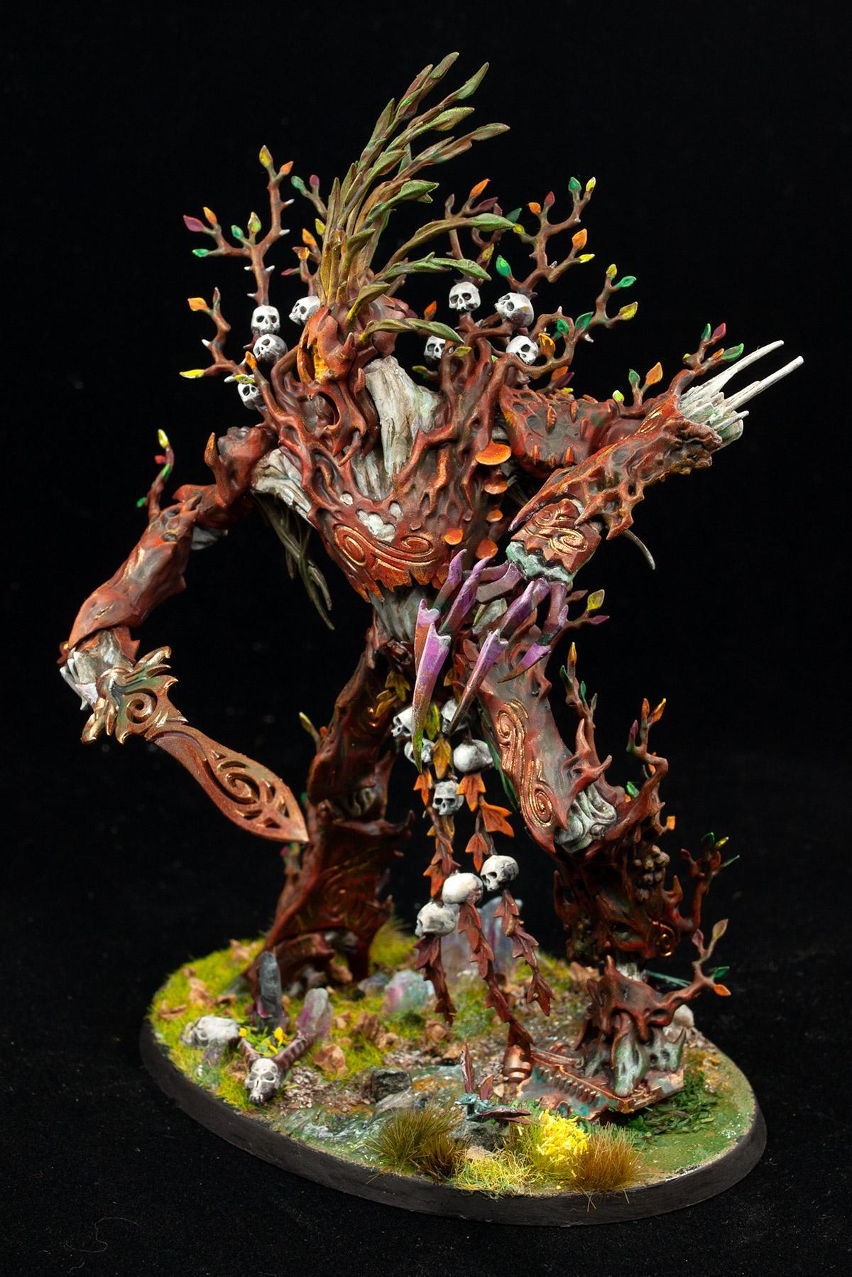 Durthu, Sylvaneth, Wood Elves