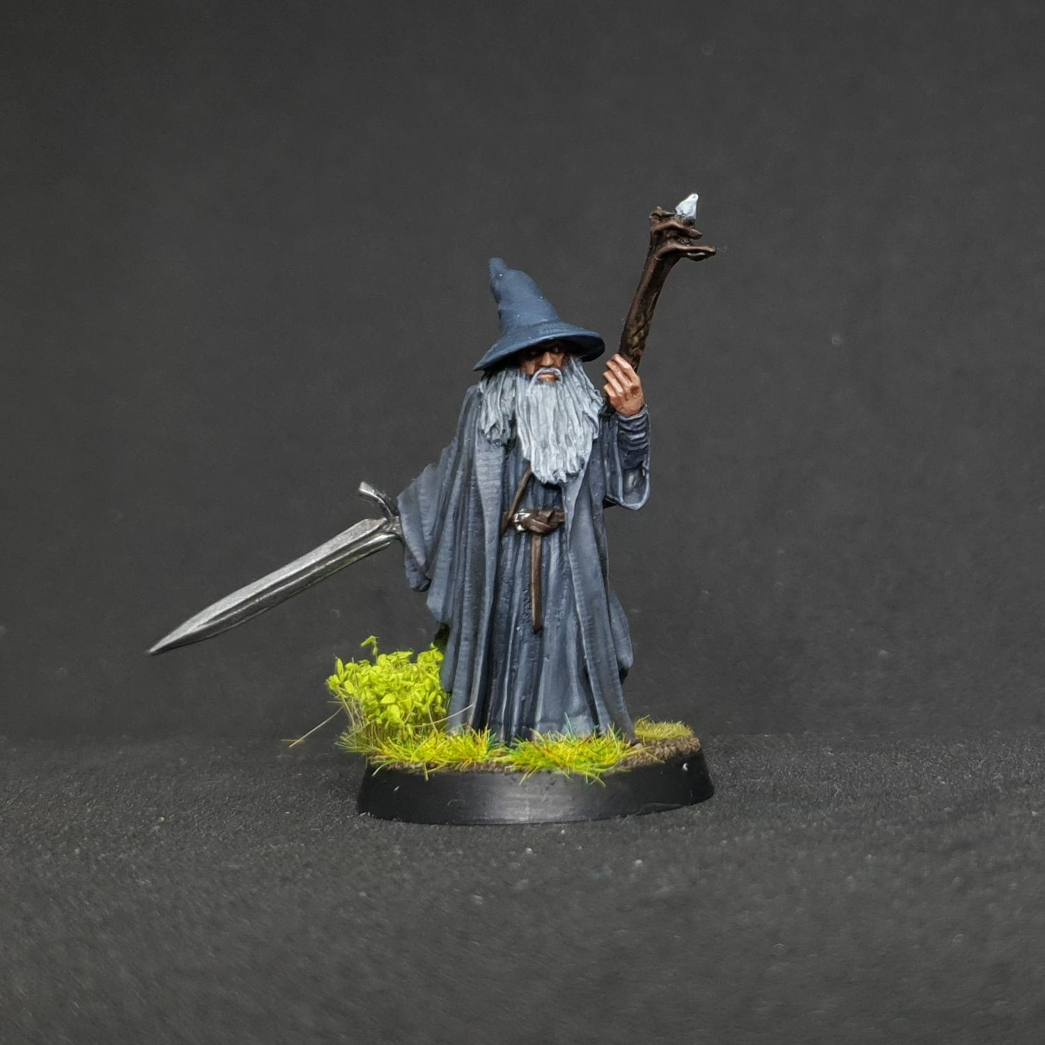 Battle, Earth, Fellowship, Game, Gandalf The Grey, Istari, Lord, Middle, Of, Rings, Strategy, The, Wizard