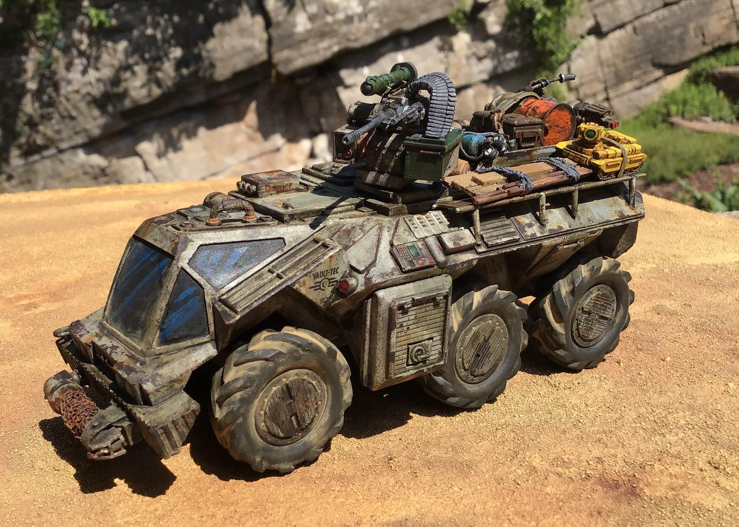 Armor, Recon, Scouts, Vehicle