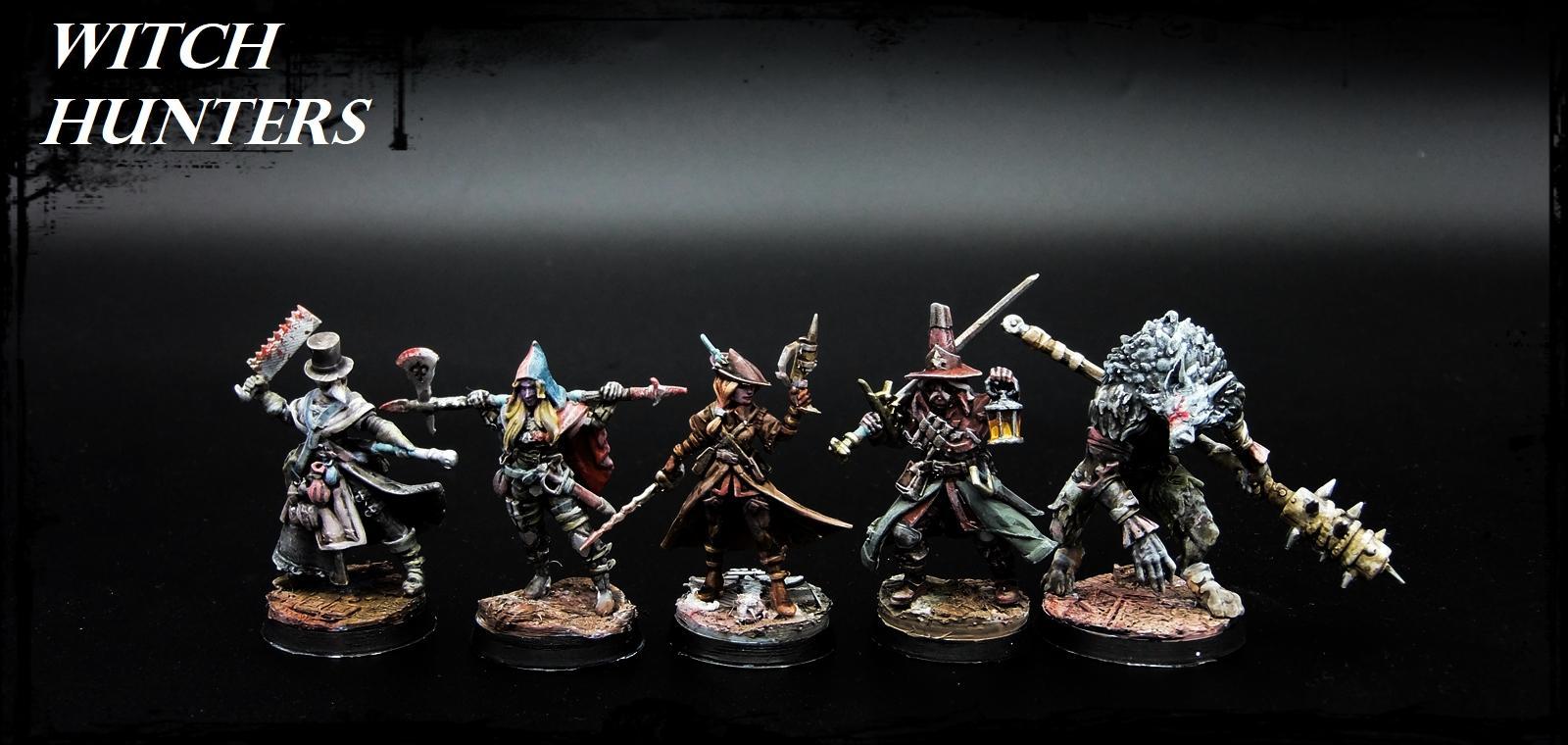 3d Print, Age Of Sigmar, Empire, Mordheim, Titan Forge, Warhammer Fantasy