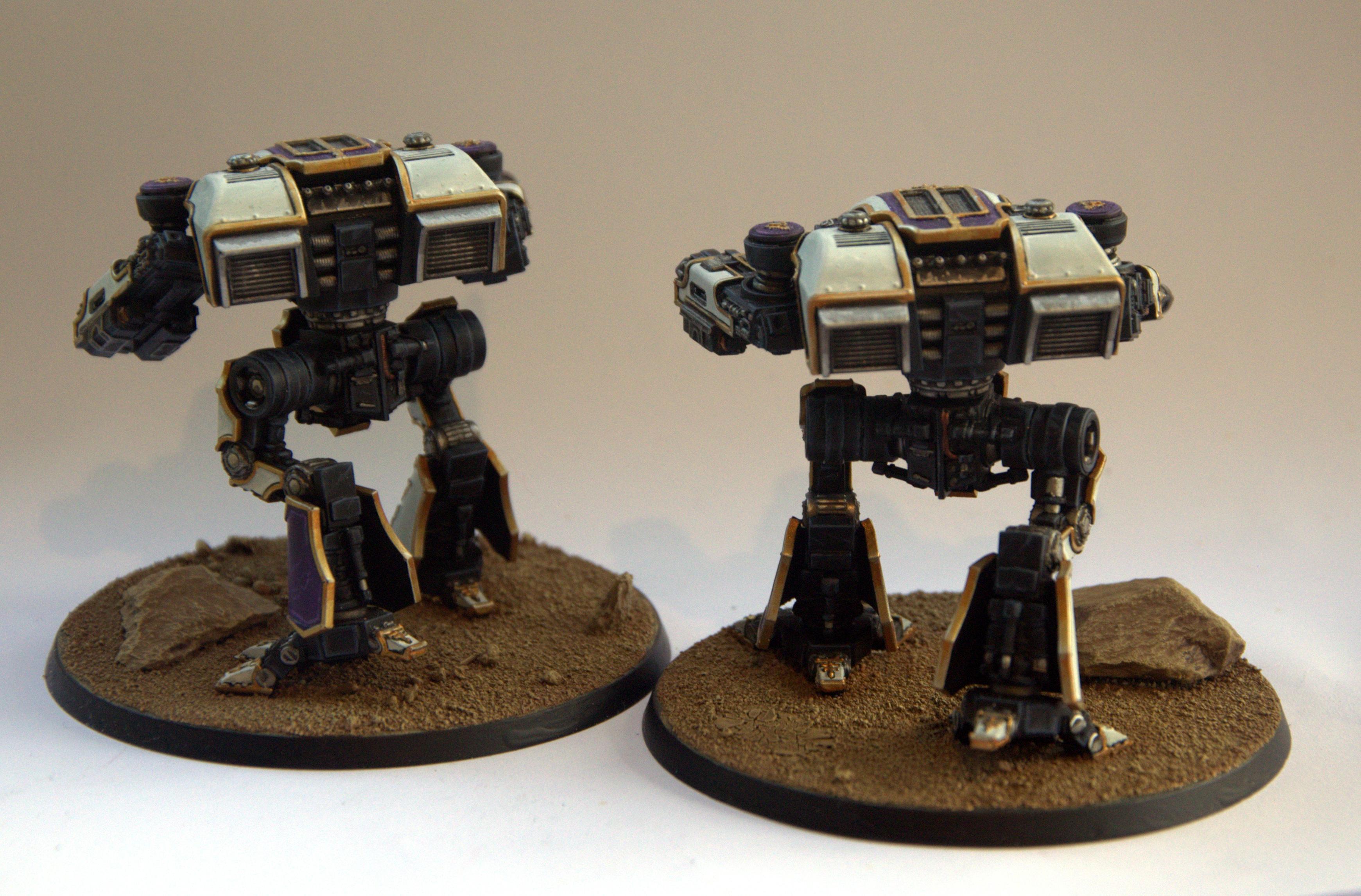 Adeptus Titanicus, Warhammer 40,000, Warhound