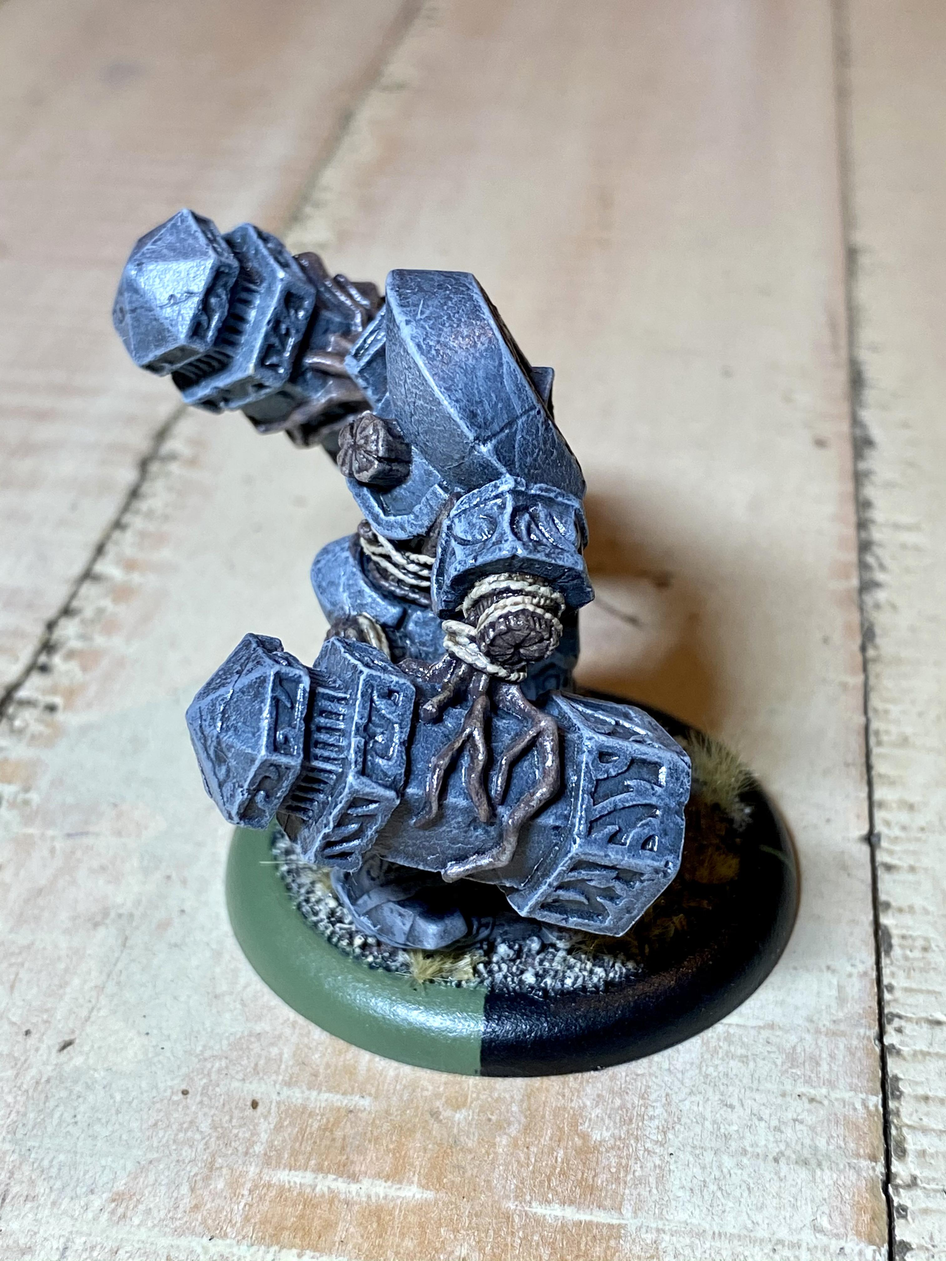Circle Of Orboros, Construct, Hordes, Privateer Press, Solo, Warbeast, Warlock, Warmachine, Wold, Wolf