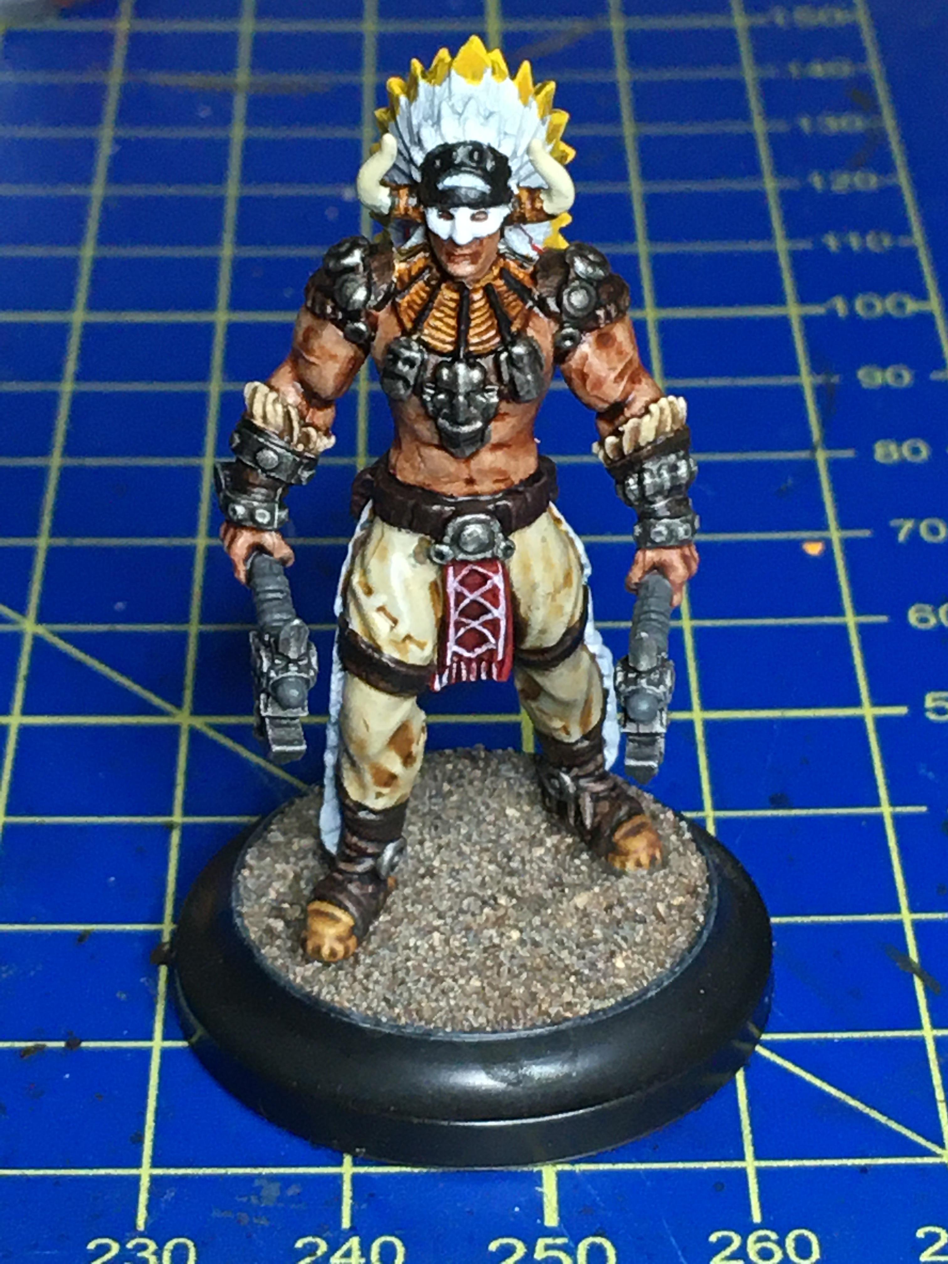 Warrior Nation, White Buffalo, Wild West Exodus, Wwe
