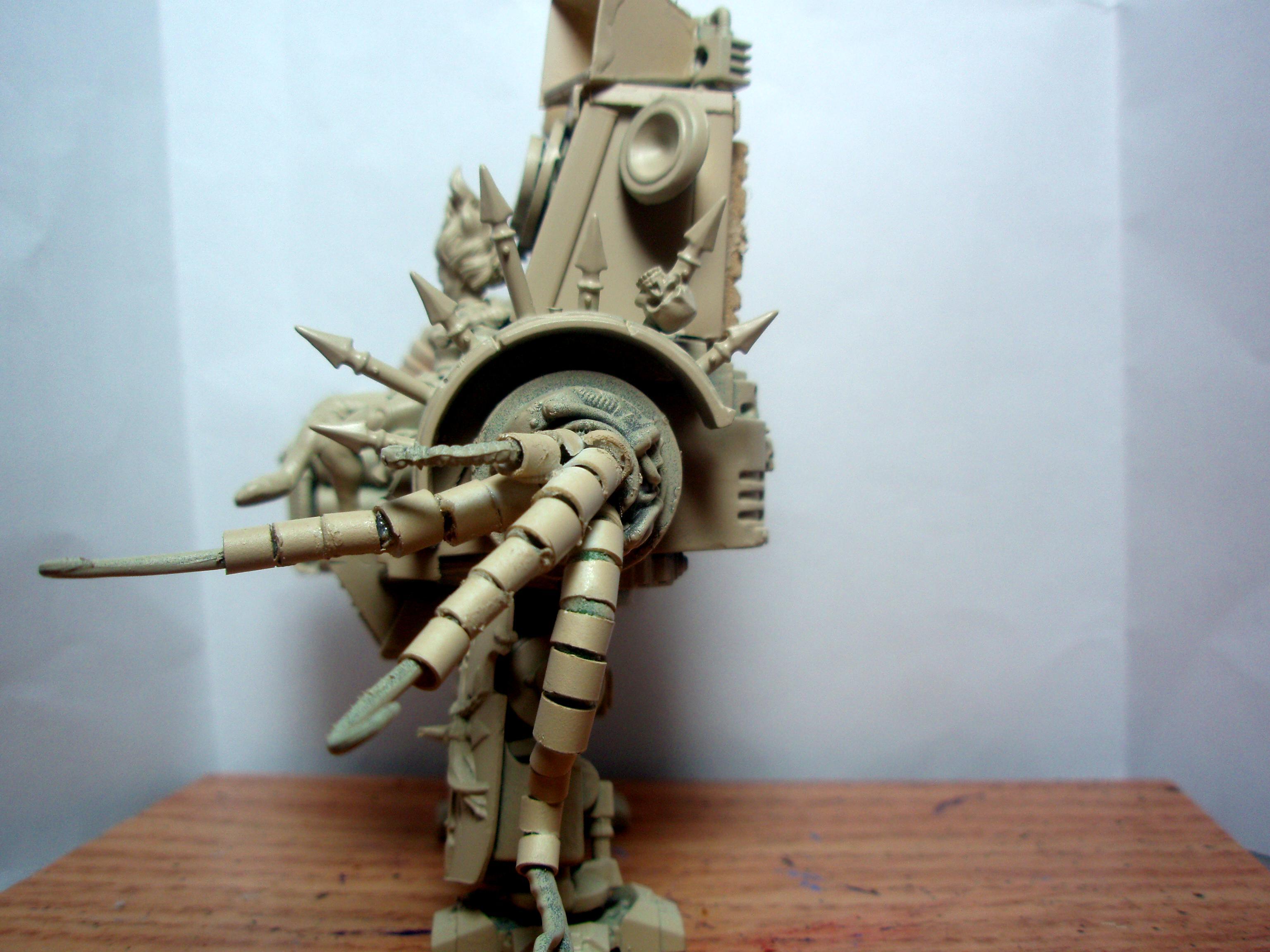 Chaos, Conversion, Dreadnought, Emperor's Children, Noise Marines, Slaanesh