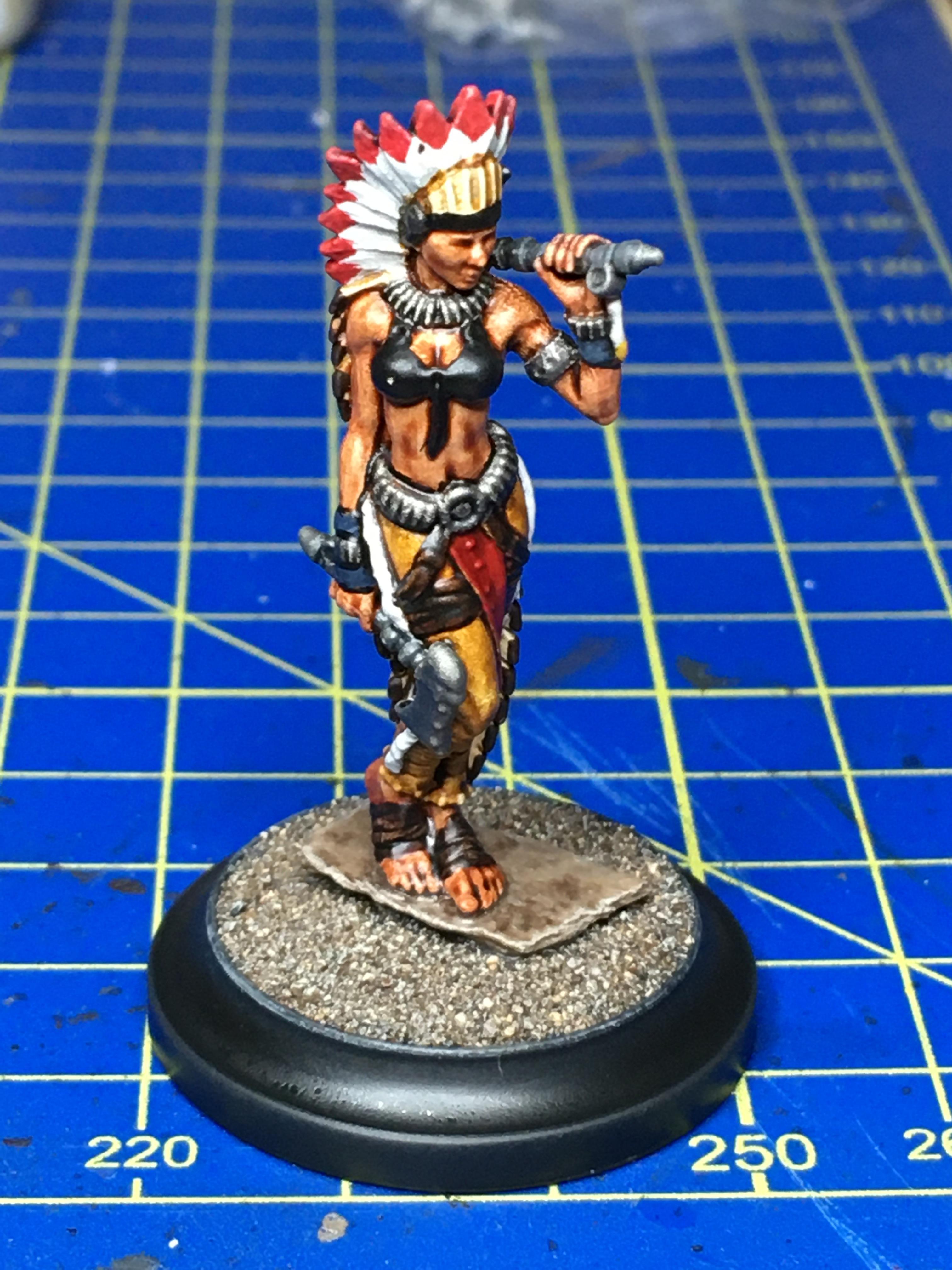 Littleclaw, Warrior Nation, Wild West Exodus, Wwe