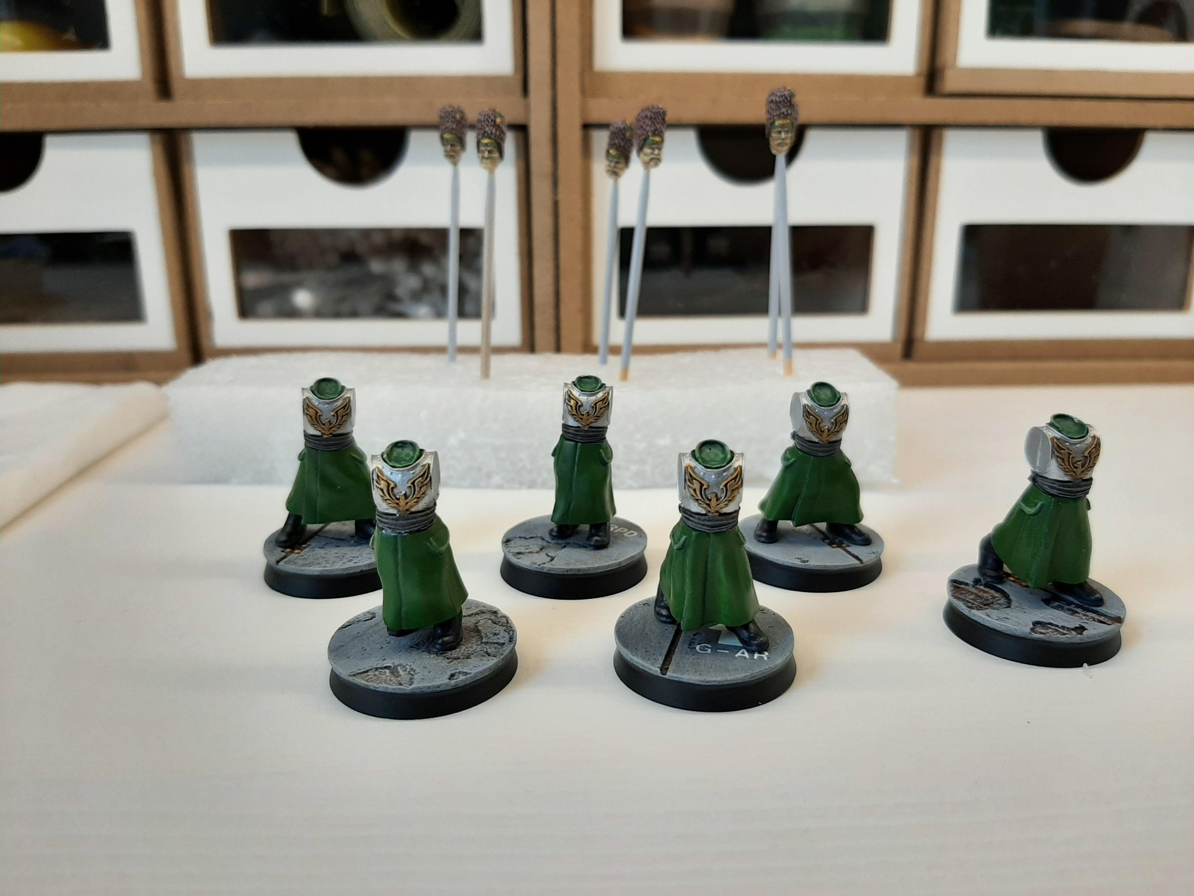 Imperial Guard Infantry