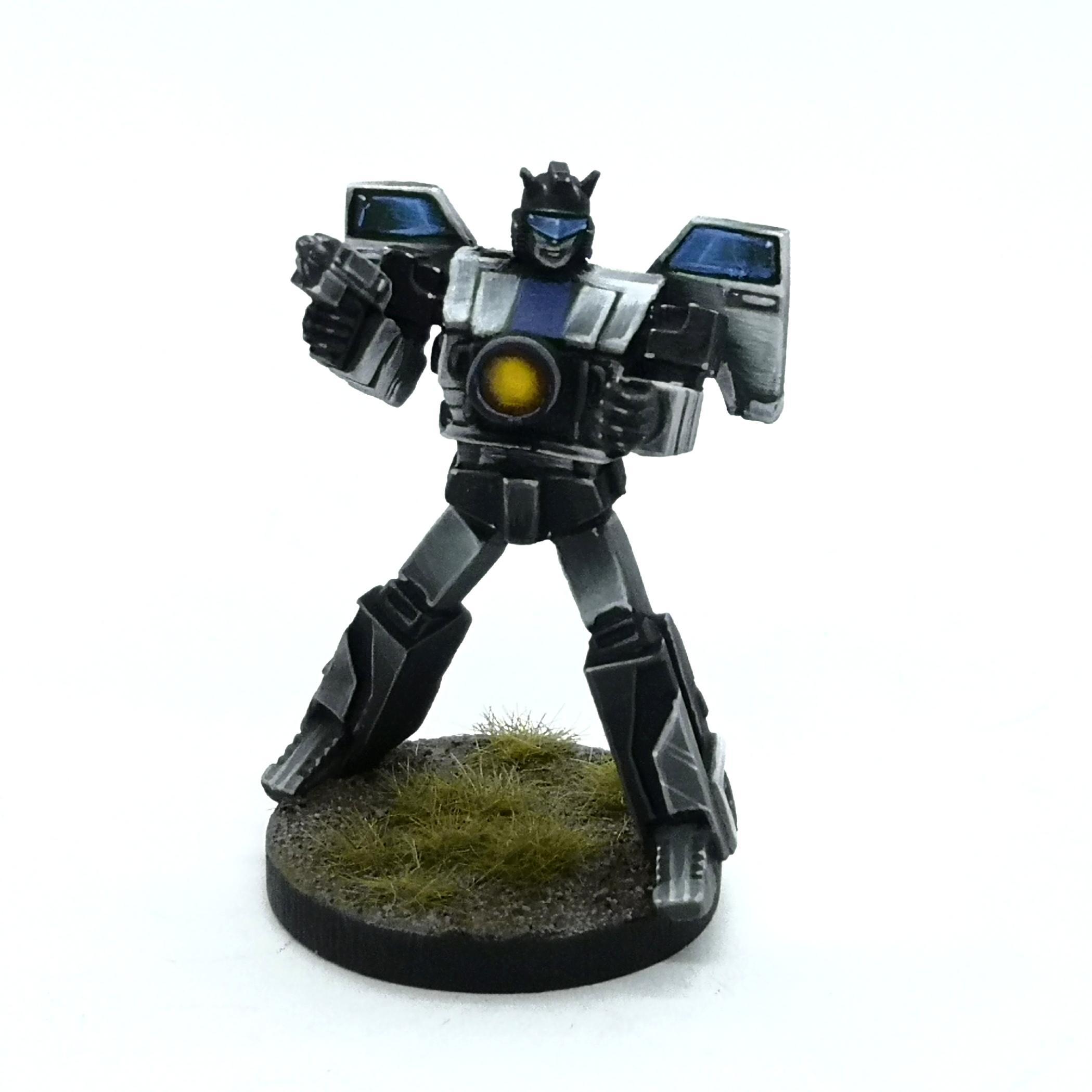 Bot War, Jazz, Mechs, Robots, Traders Galaxy, Transformers