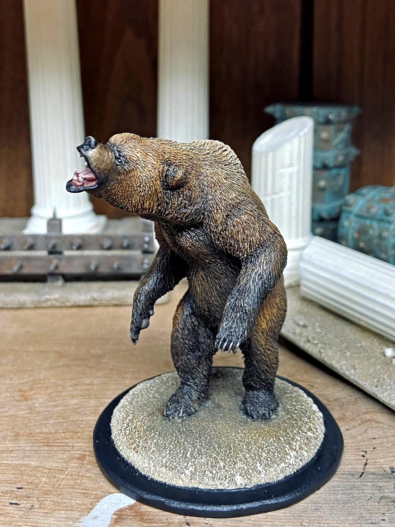 Arena Rex, Bear, Crassus, Grizzly, Red Republic Games