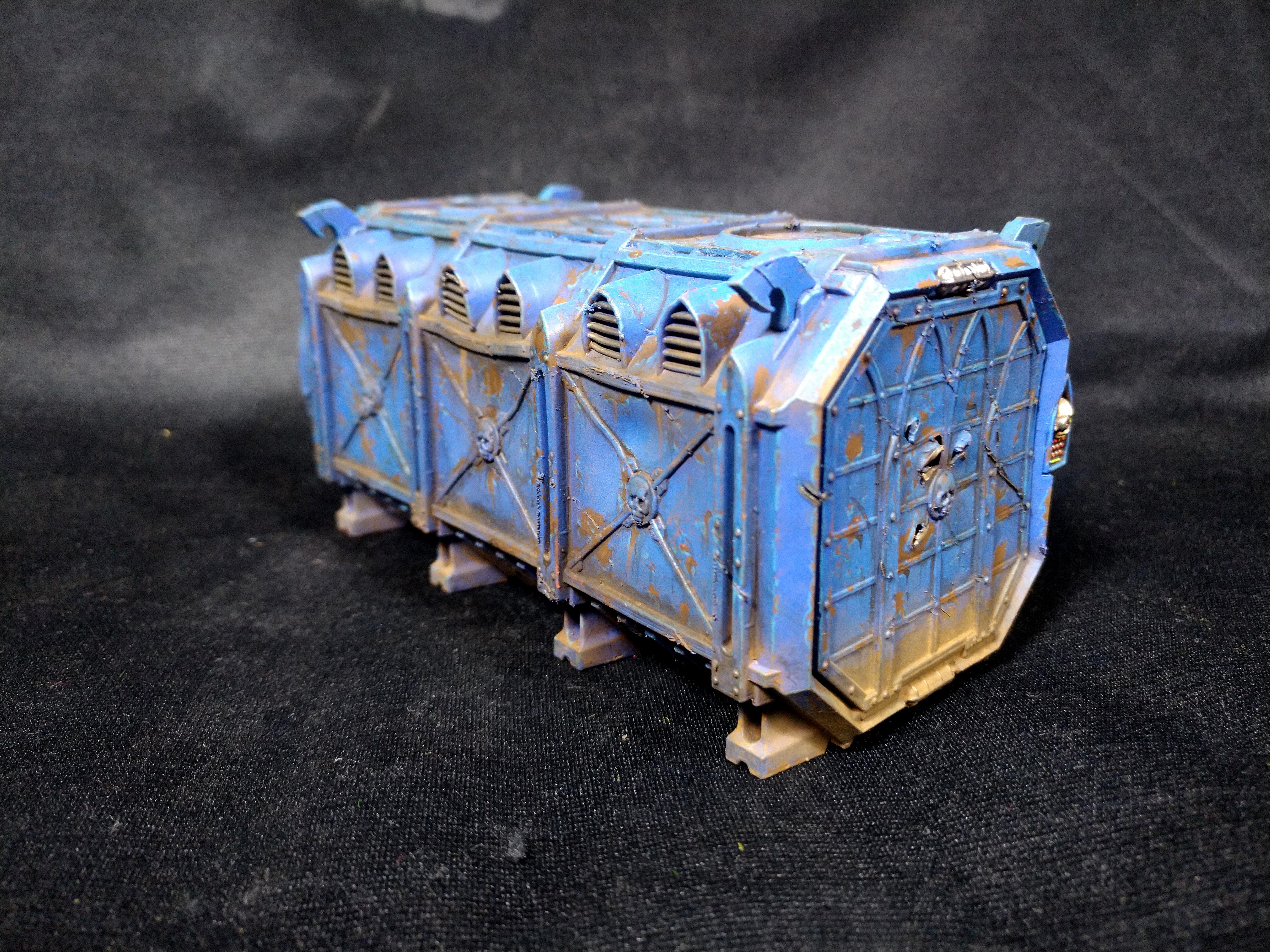 Container, Game Table, Terrain, Warhammer 40,000