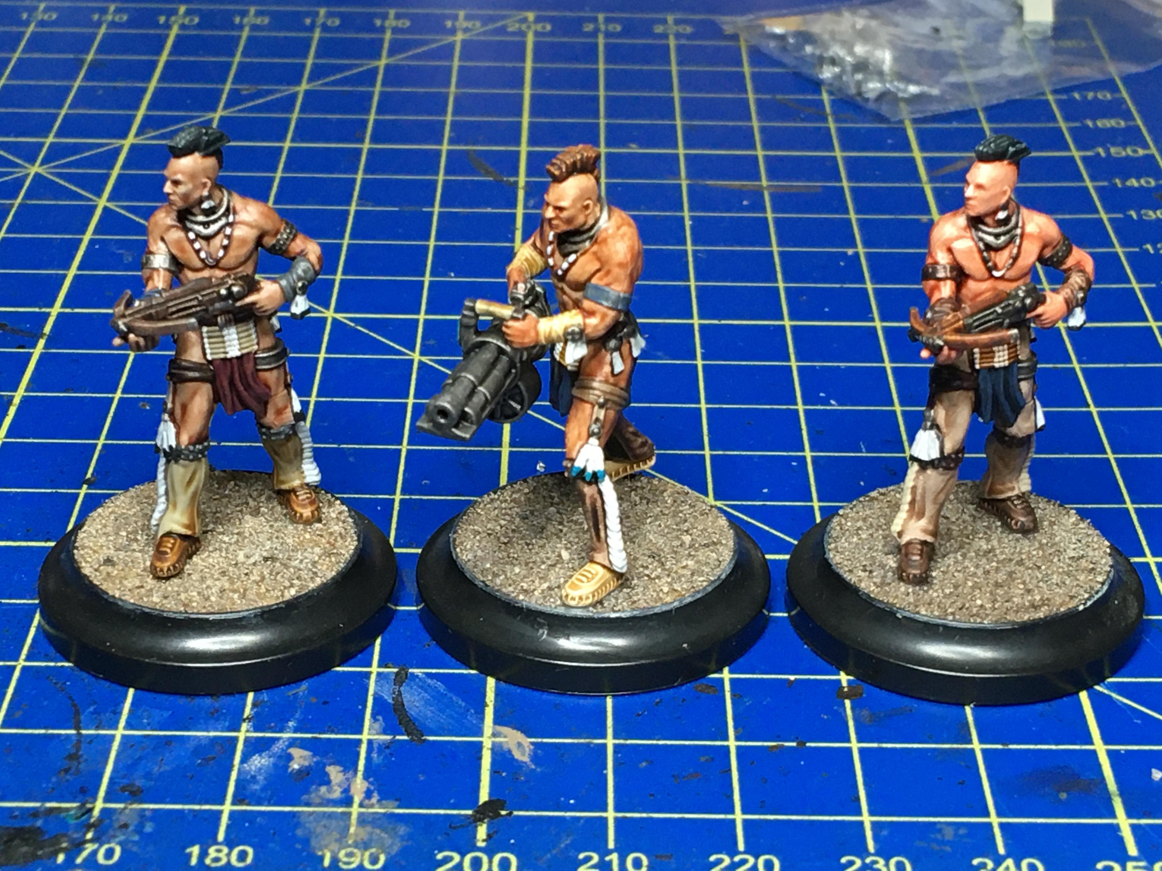 Kaga Brothers, Warrior Nation, Wild West Exodus, Wwe