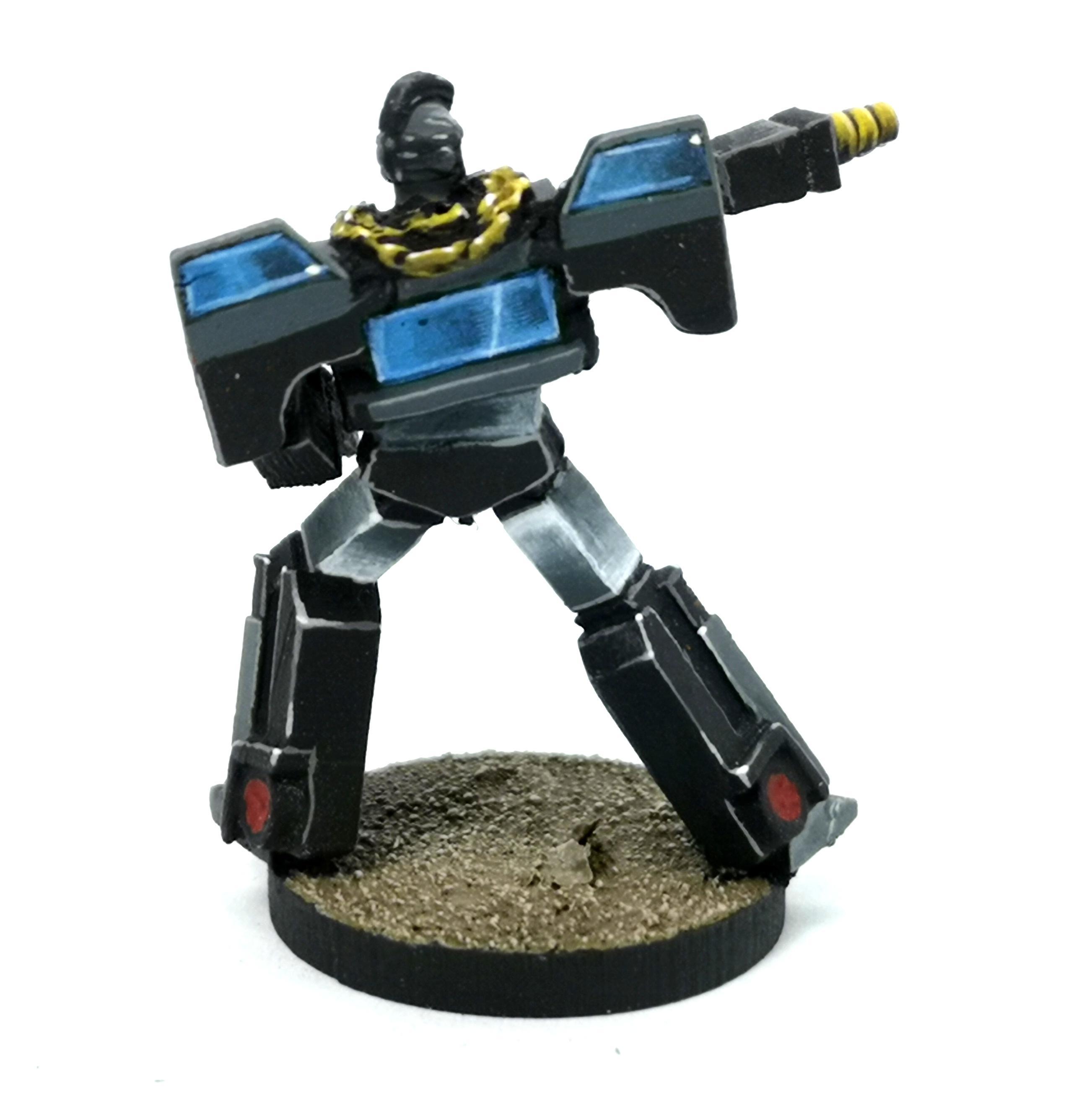 10mm, A-team, Ba Barracus, Bot War, Mech, Mechs, Mr T, Robot, Robots, Traders Galaxy, Transformers